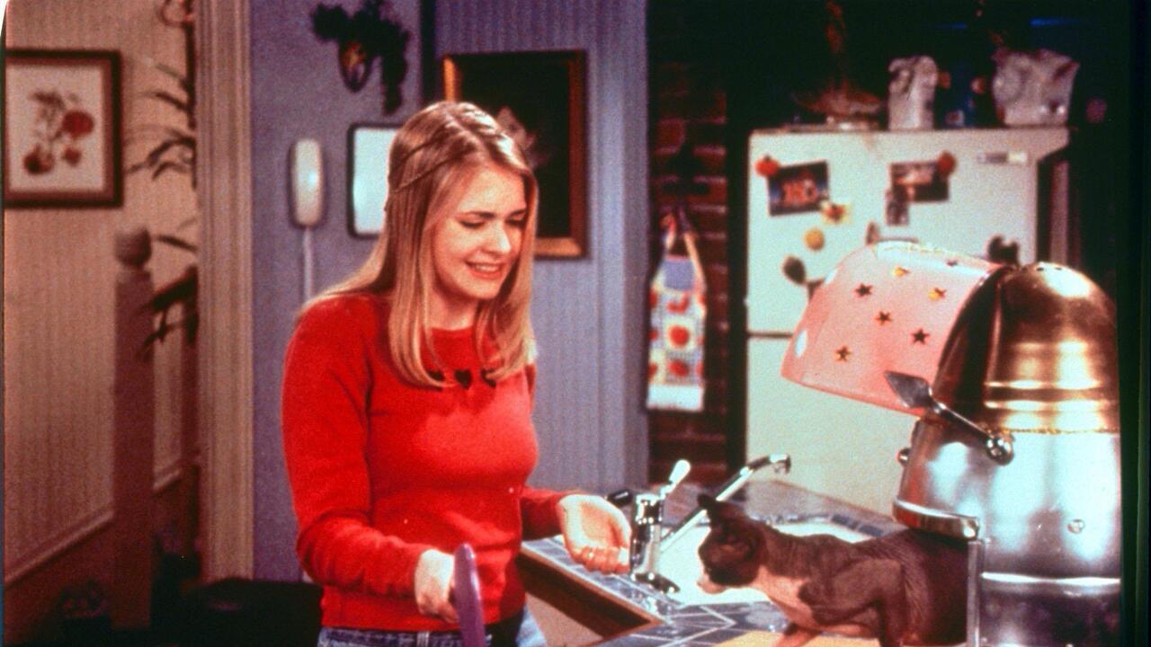 Sabrina, l'apprentie sorcière sur Gulli