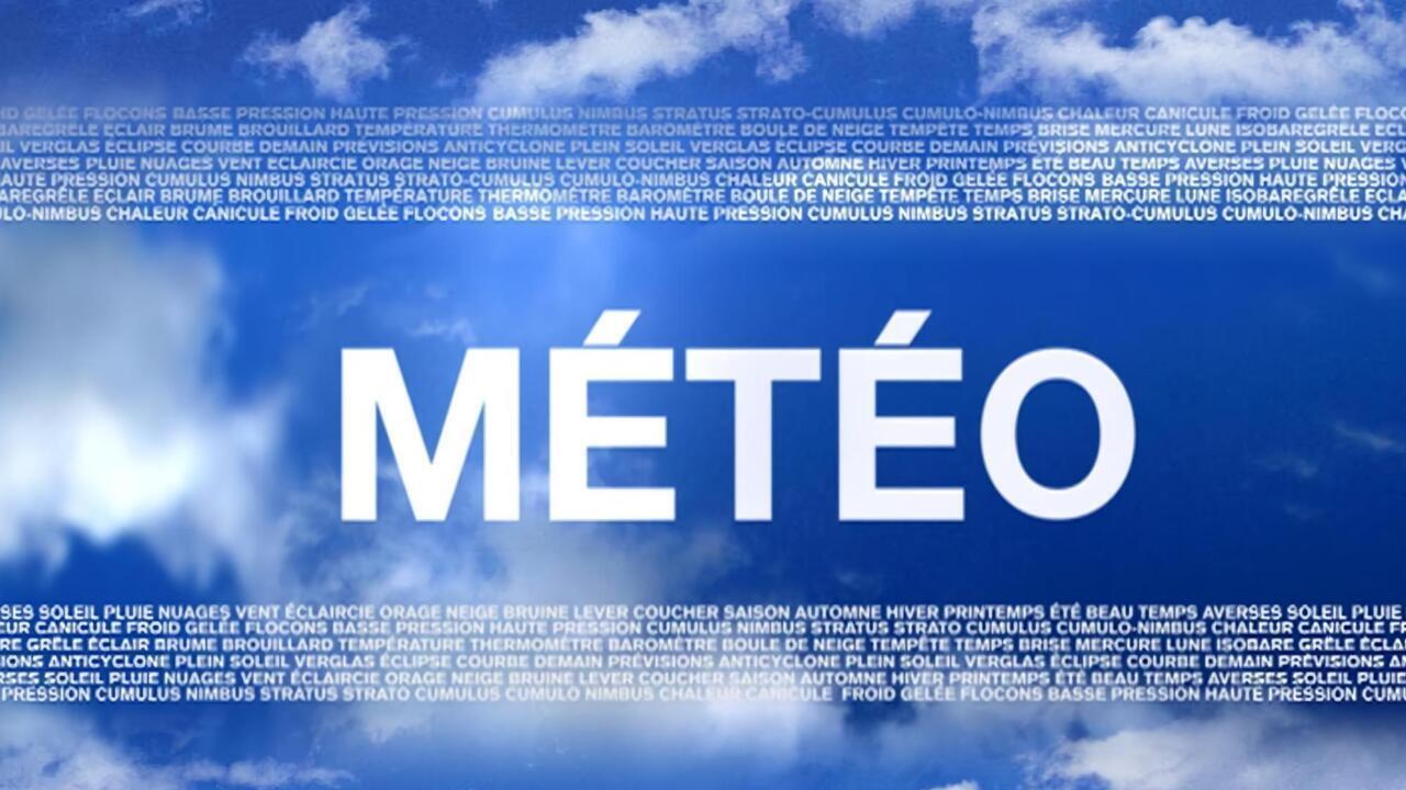 Météo sur W9
