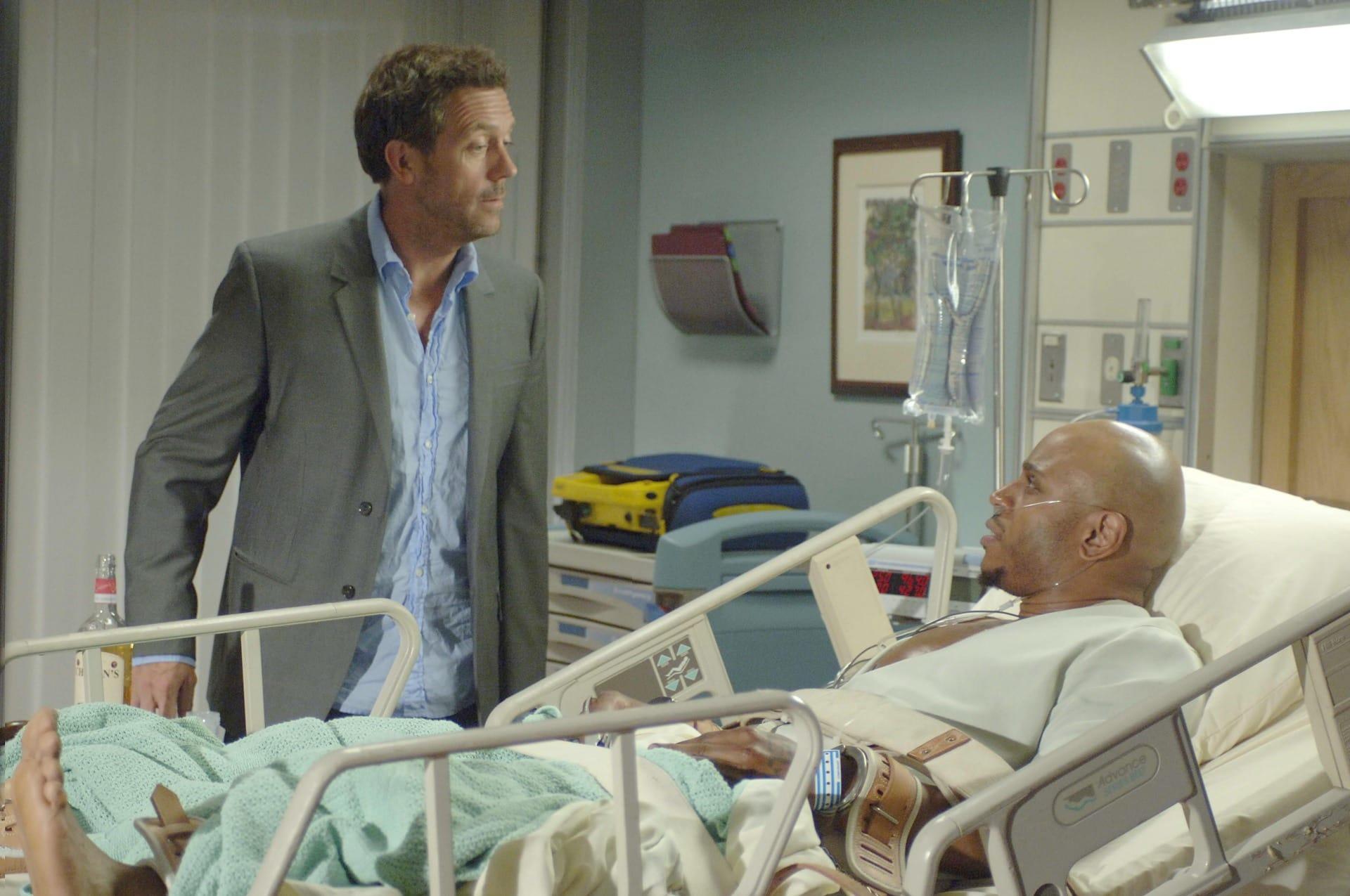 Dr House - ...dans le coeur de Wilson