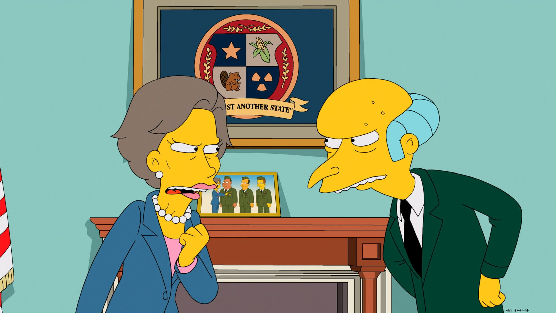 Les Simpson - Fric-Frack