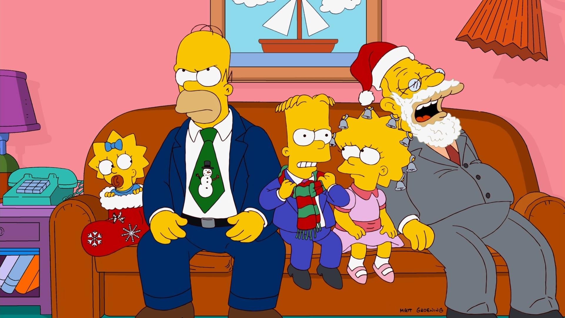 Les Simpson - Le futur passé