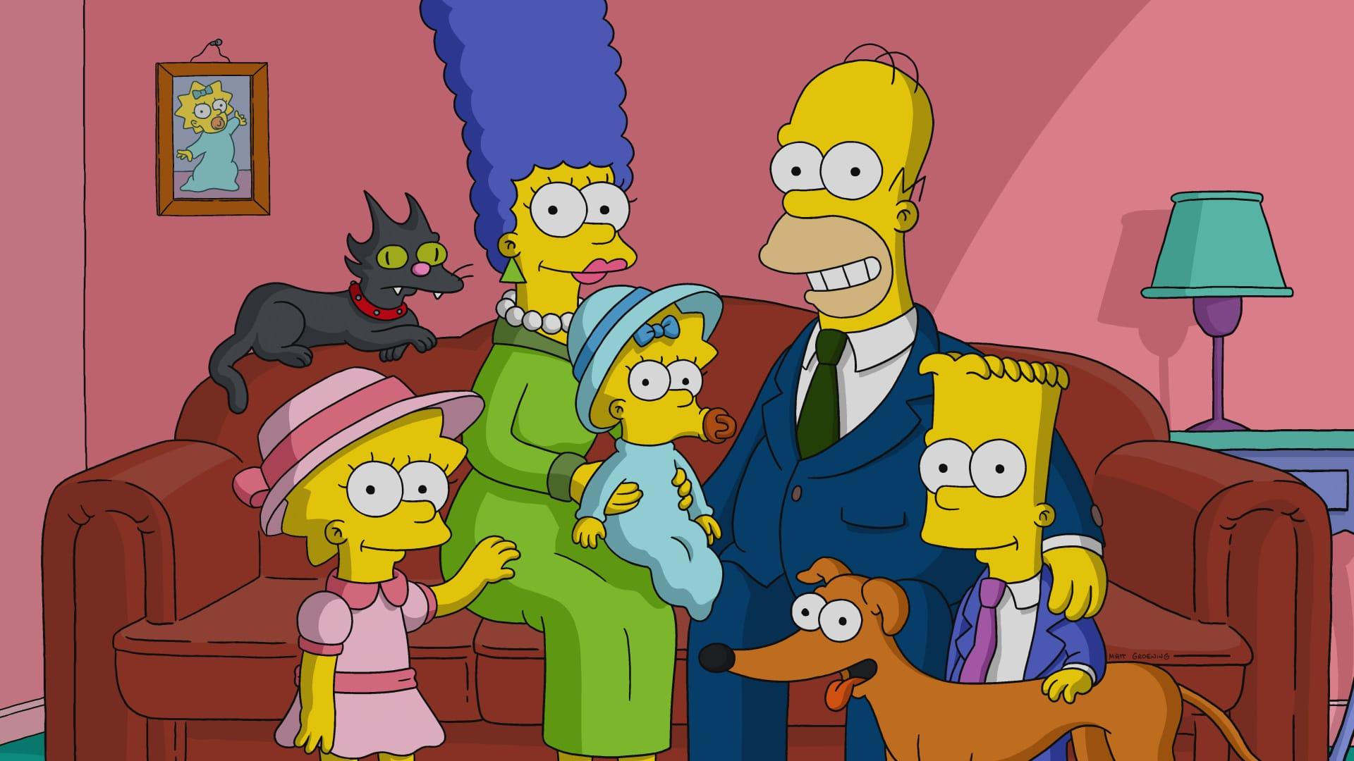 Les Simpson - Cristal Bleu Persuasion