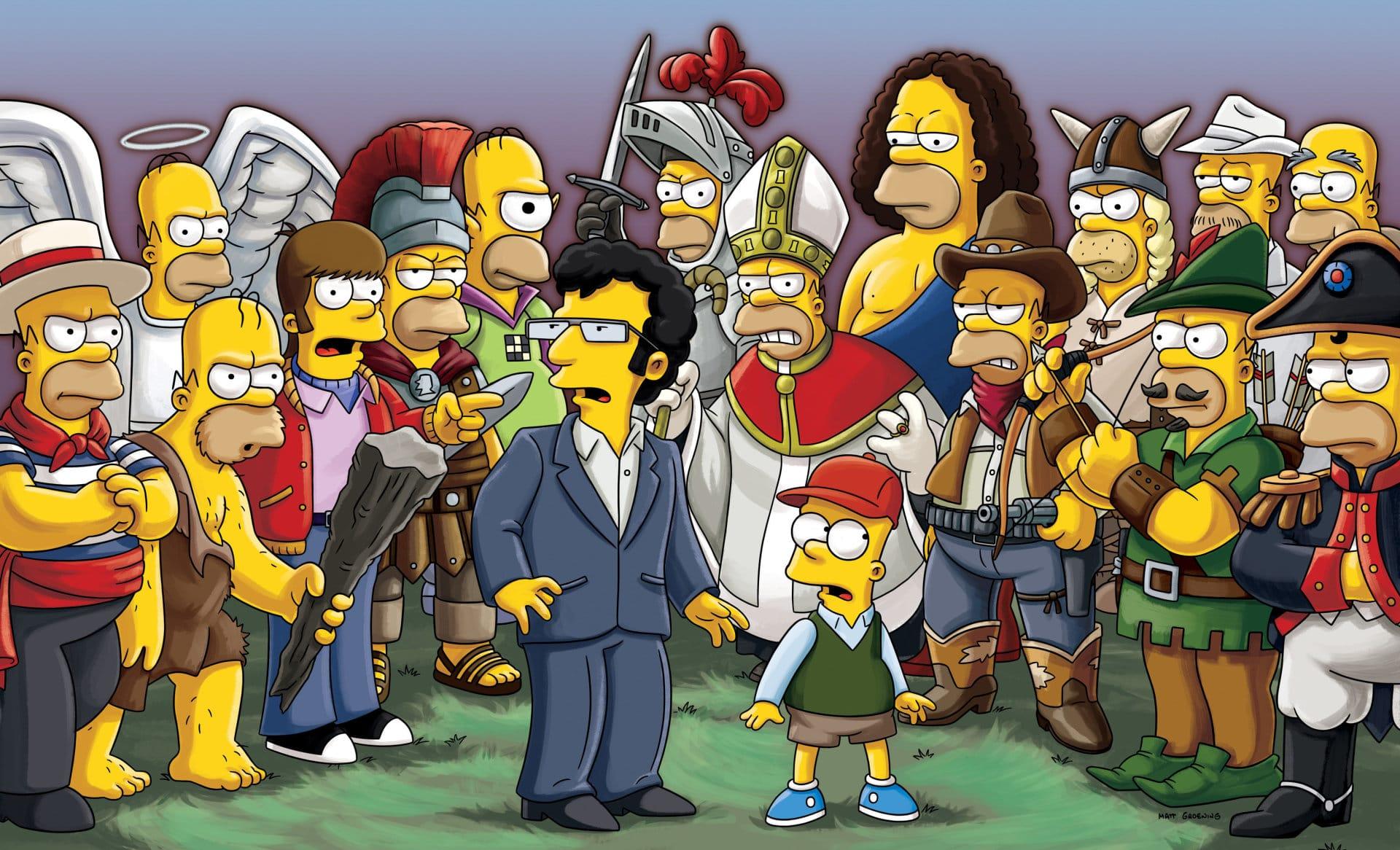 Les Simpson - Simpson Horror Show XXIII
