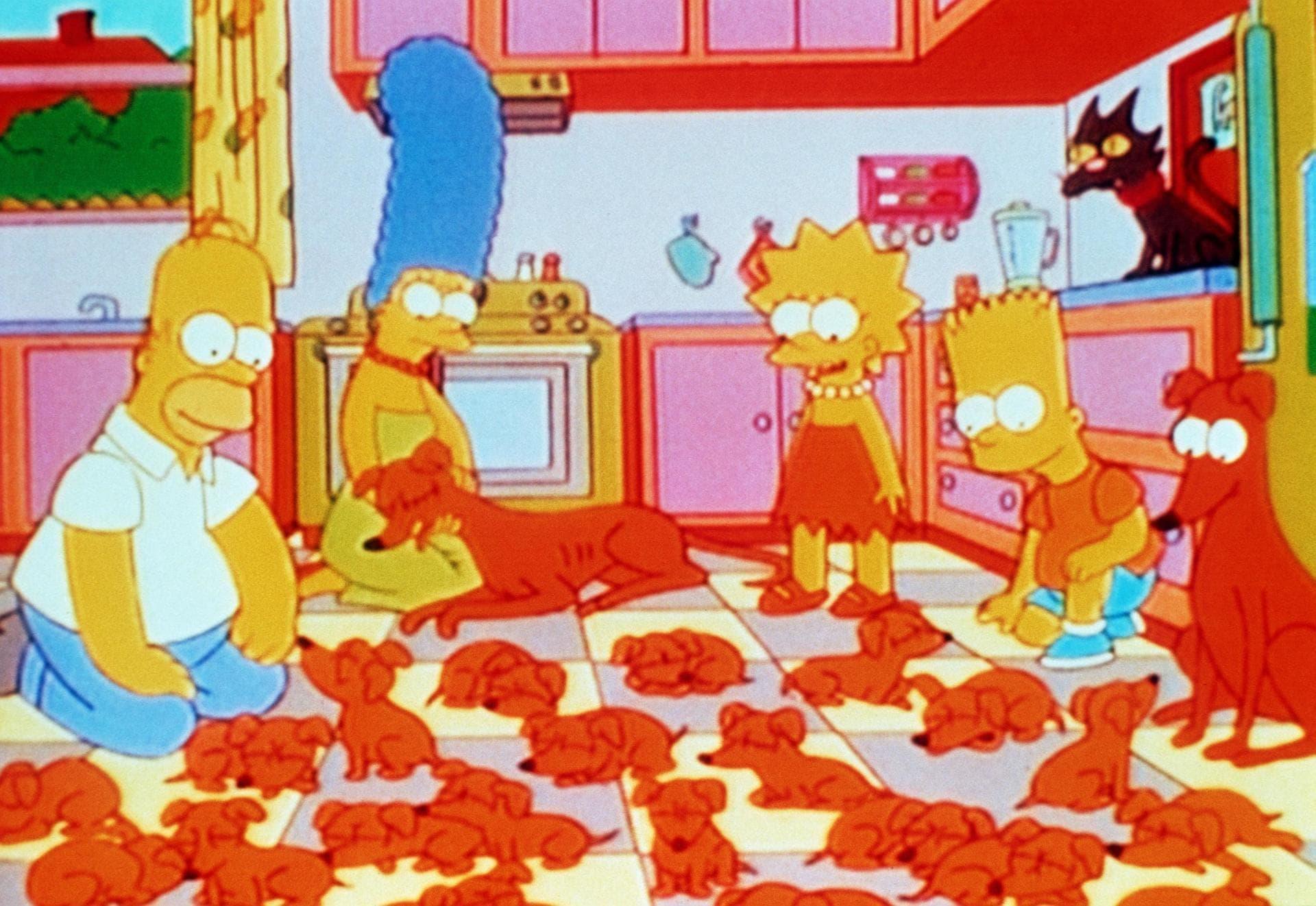Les Simpson - Marge reste de glace