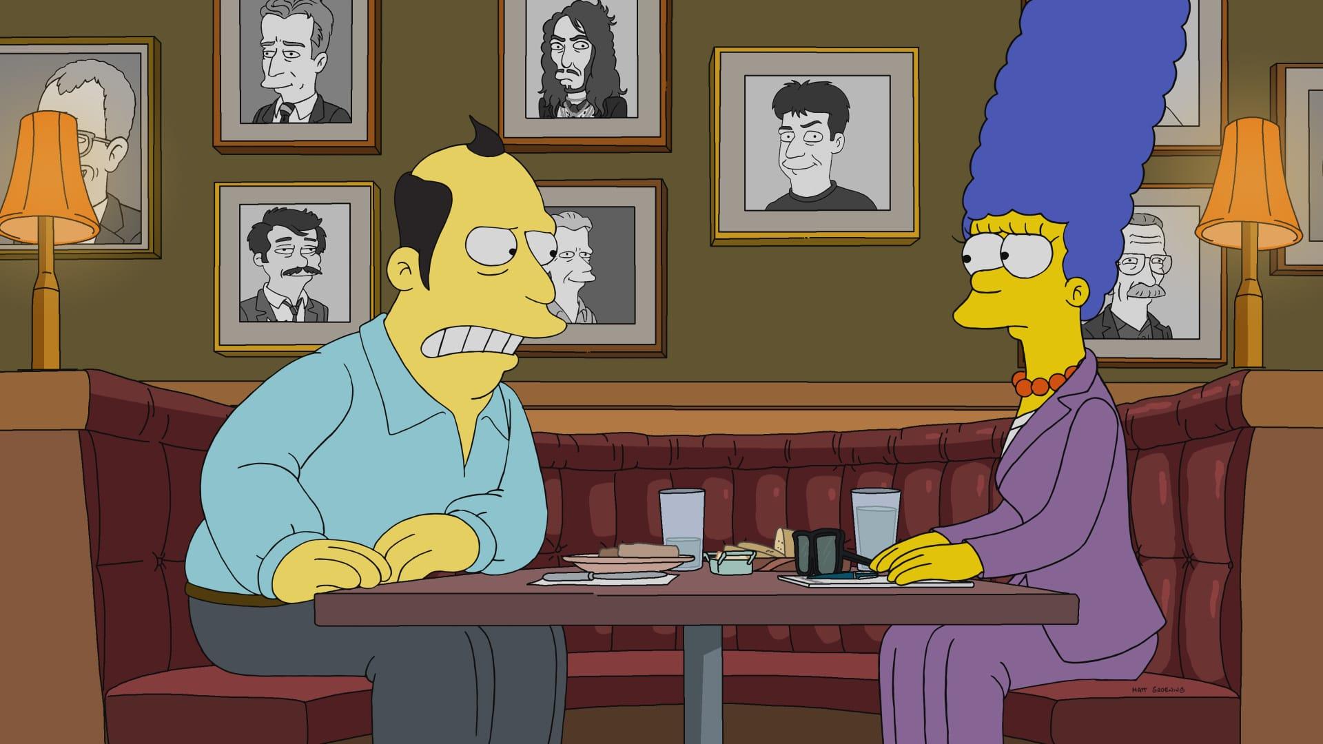 Les Simpson - Je suis juste une fille qui peut pas dire T'oh