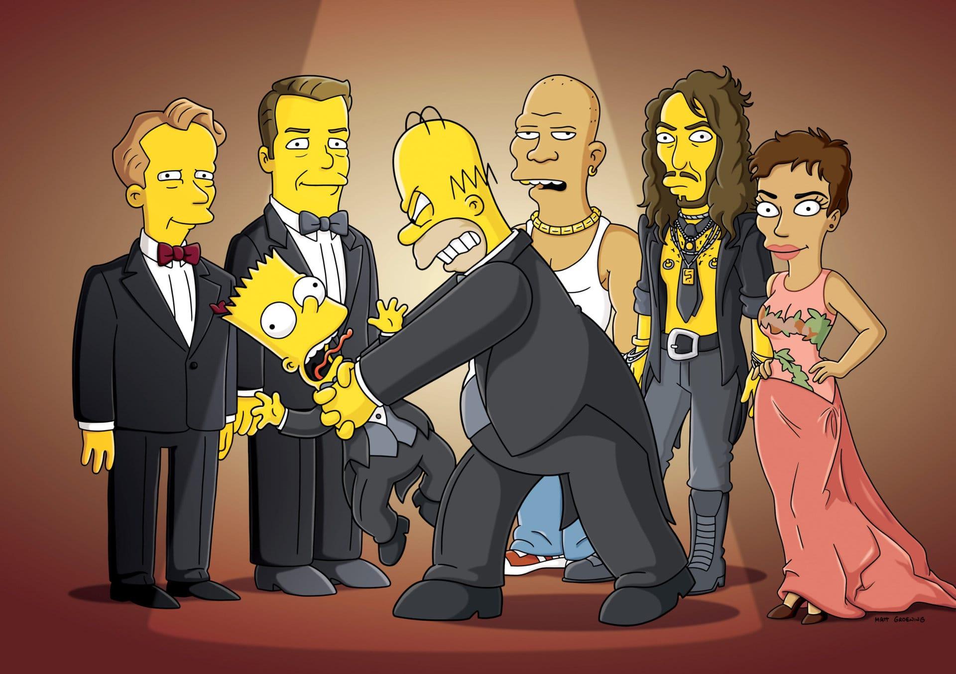 Les Simpson - Papa furax : le film