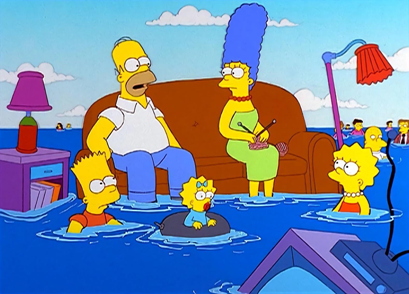 Les Simpson - Le miracle de Maude