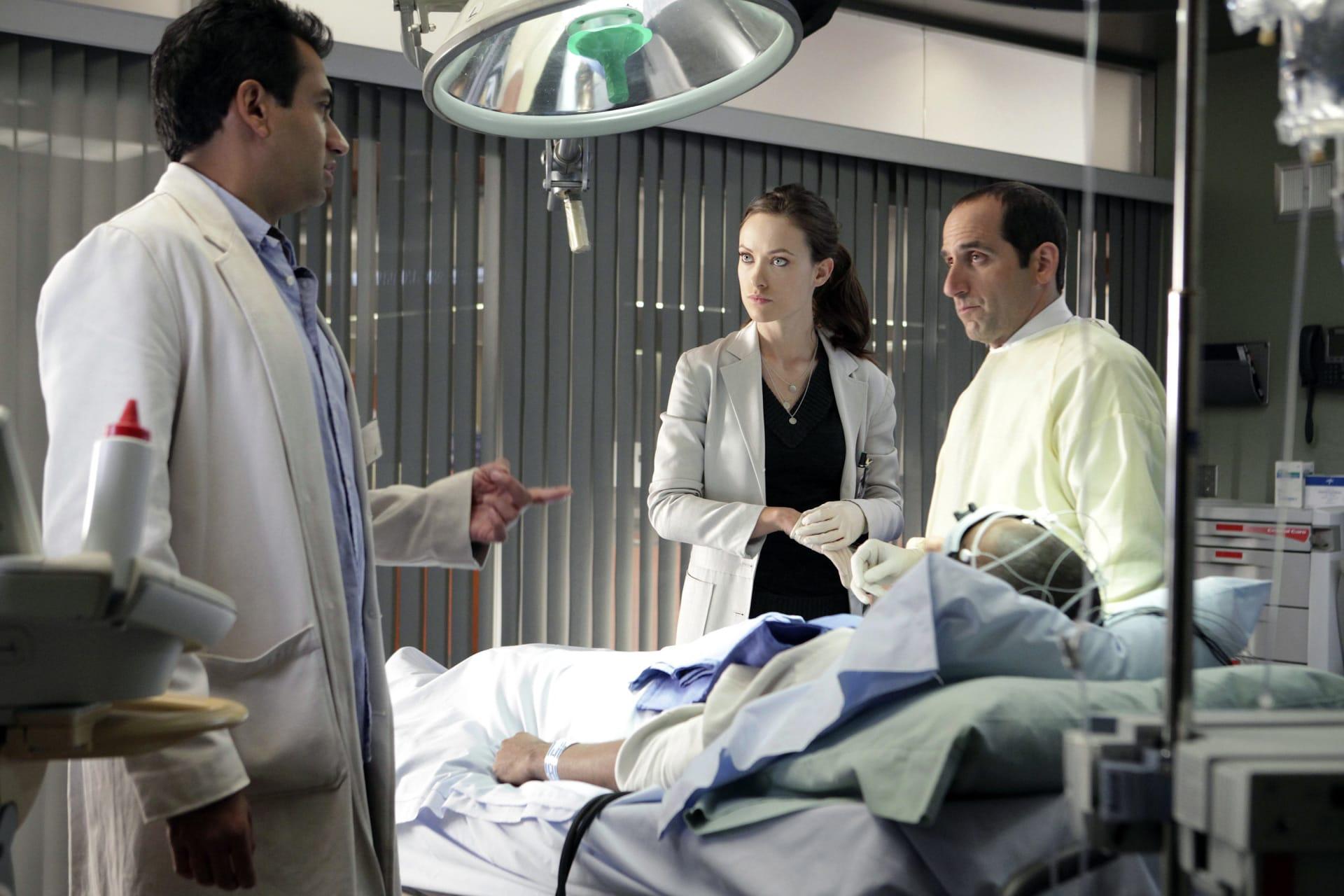 Dr House - Je suis vivant!