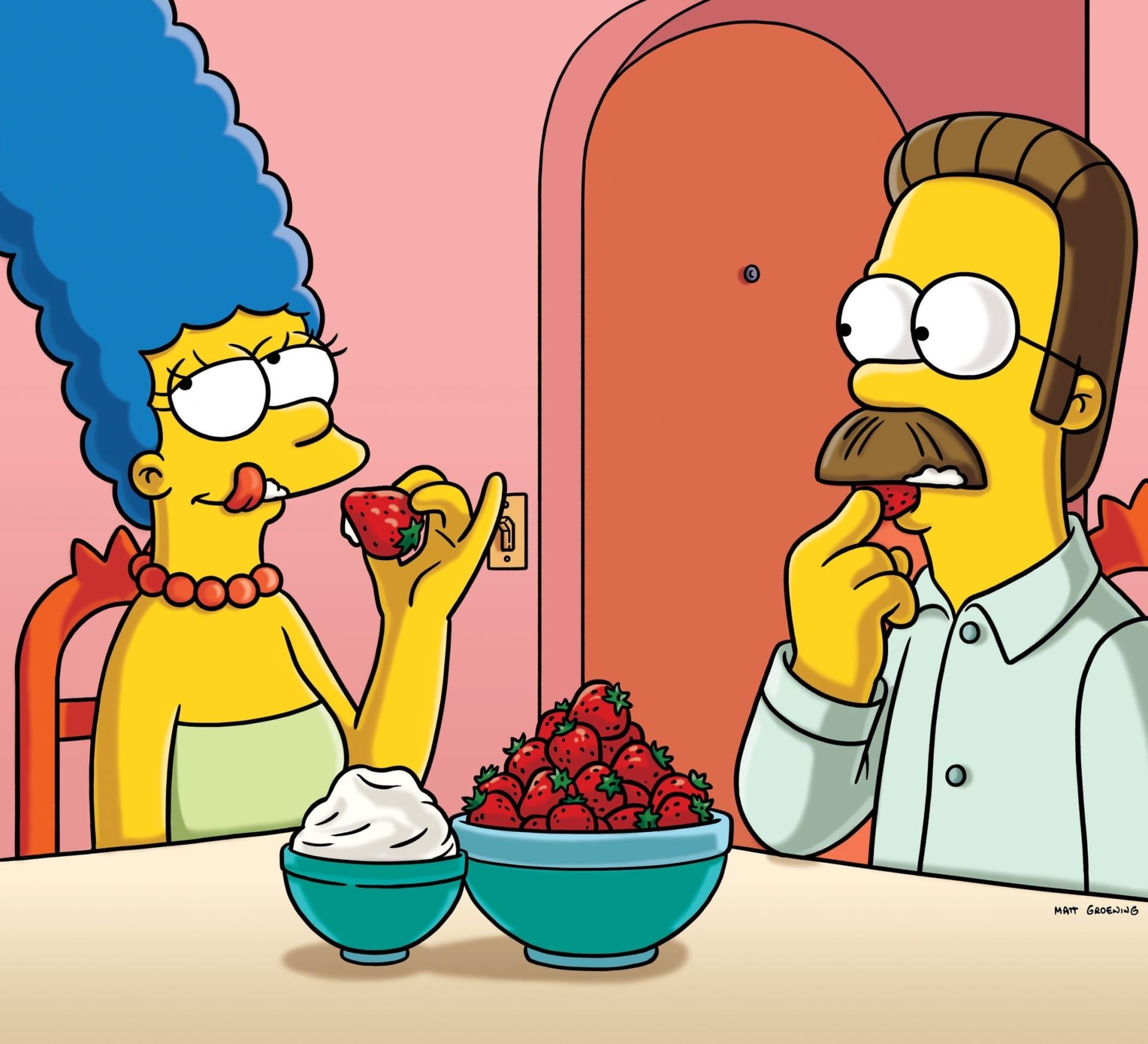 Les Simpson - La diable s'habille en nada