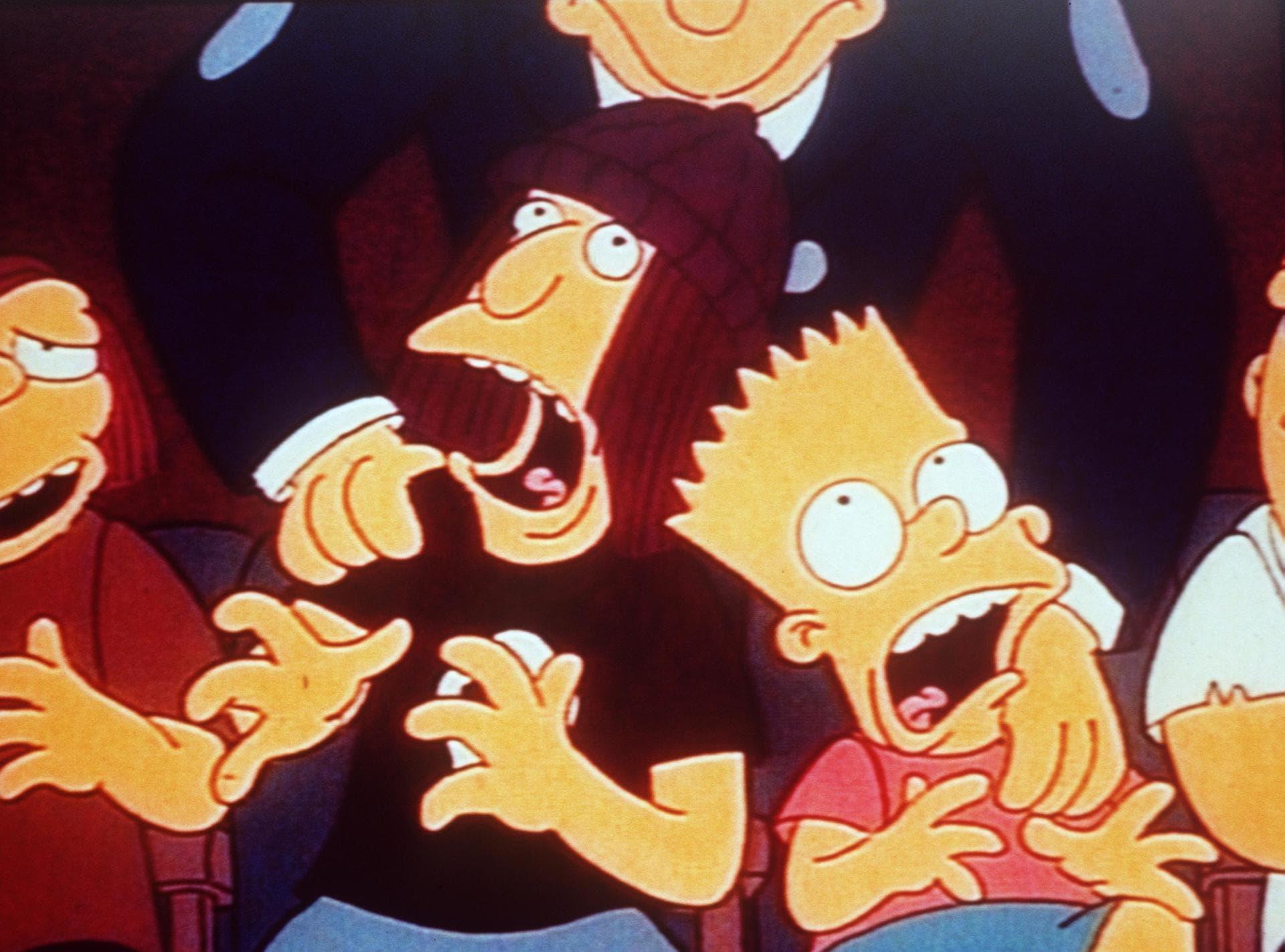 Les Simpson - Bart a perdu la tête