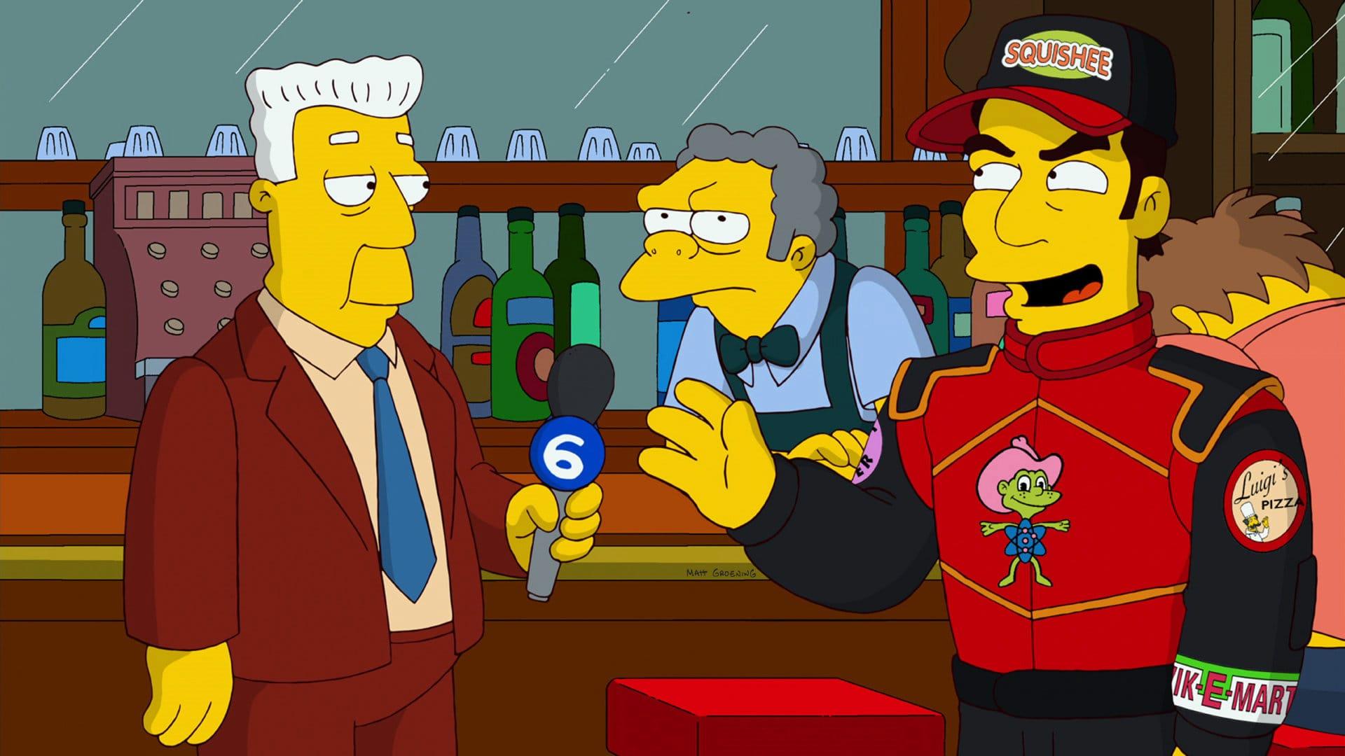 Les Simpson - Naître ou ne pas naître