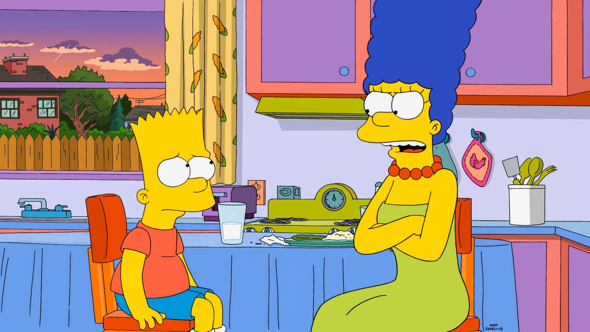 Les Simpson - Maman Bulldozer