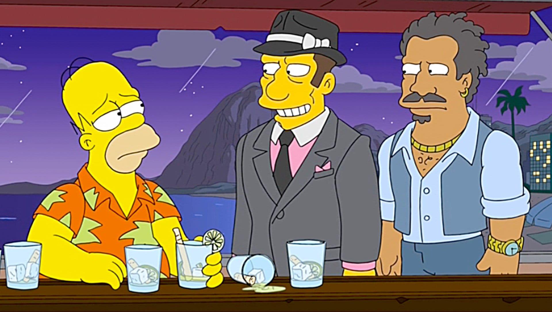 Les Simpson - Joue pas les arbitres