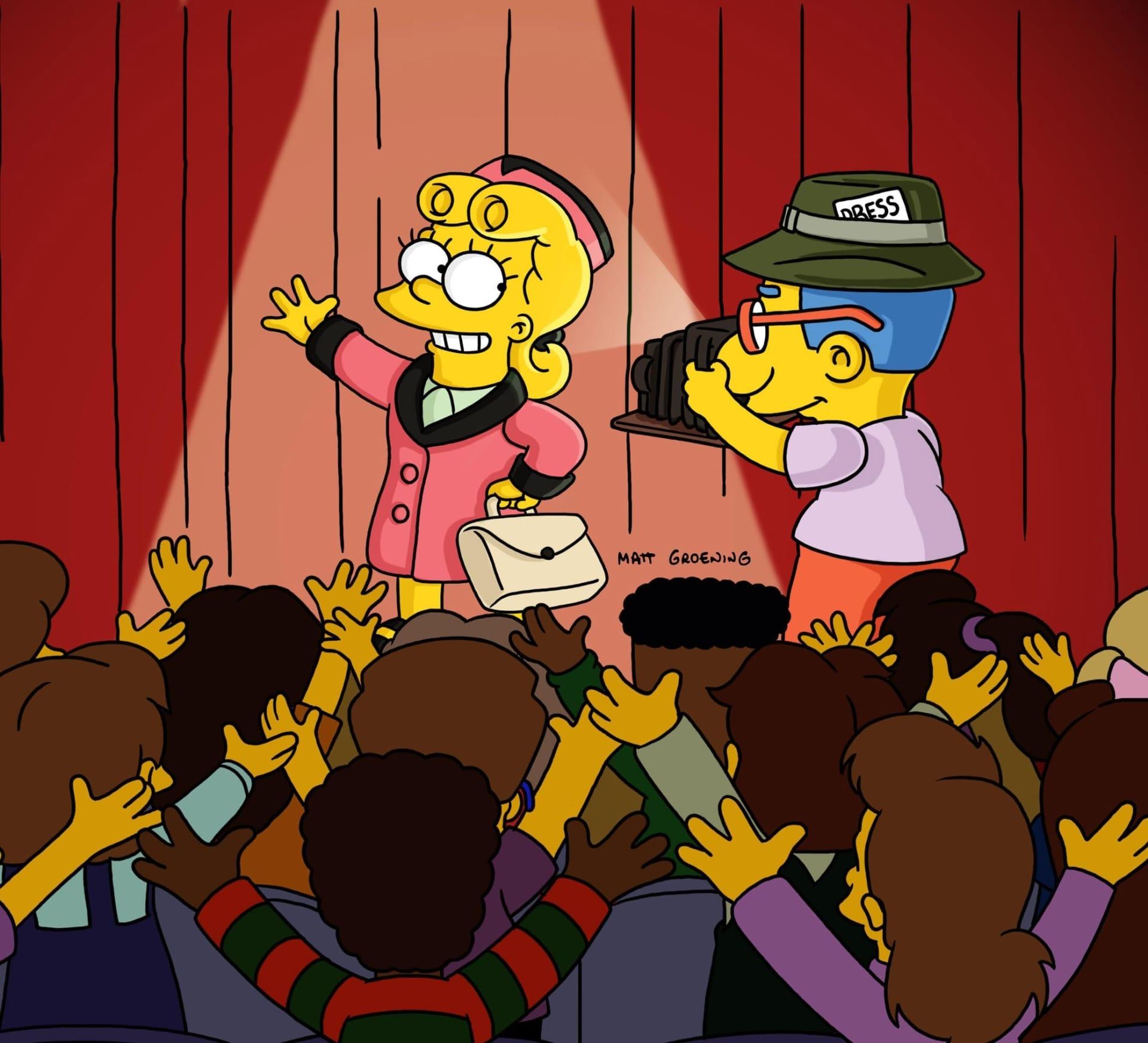Les Simpson - Sois belle et tais-toi !
