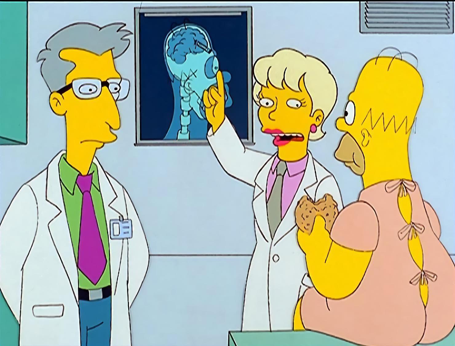 Les Simpson - Les Escrocs