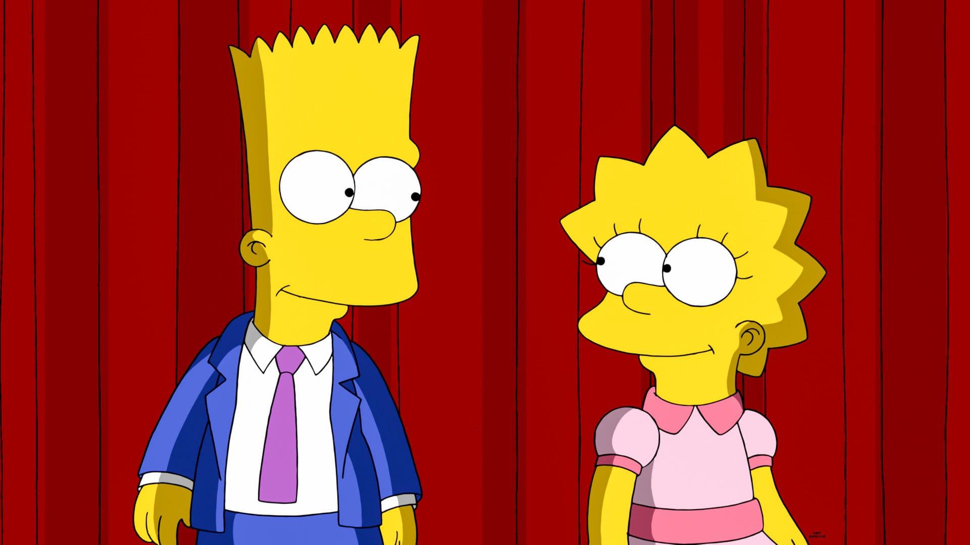 Les Simpson - Grand et fort