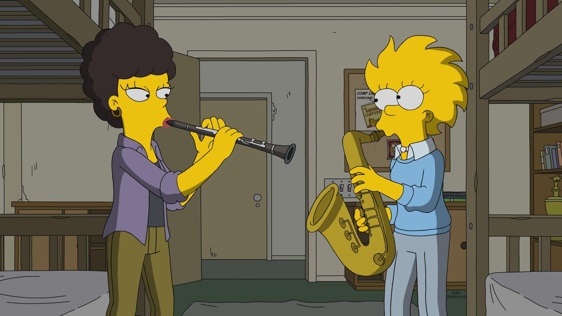 Les Simpson - L'opus de Lisa