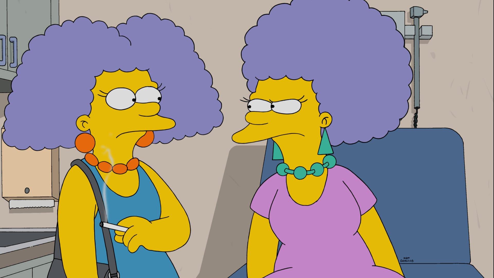 Les Simpson - Manque de taffe