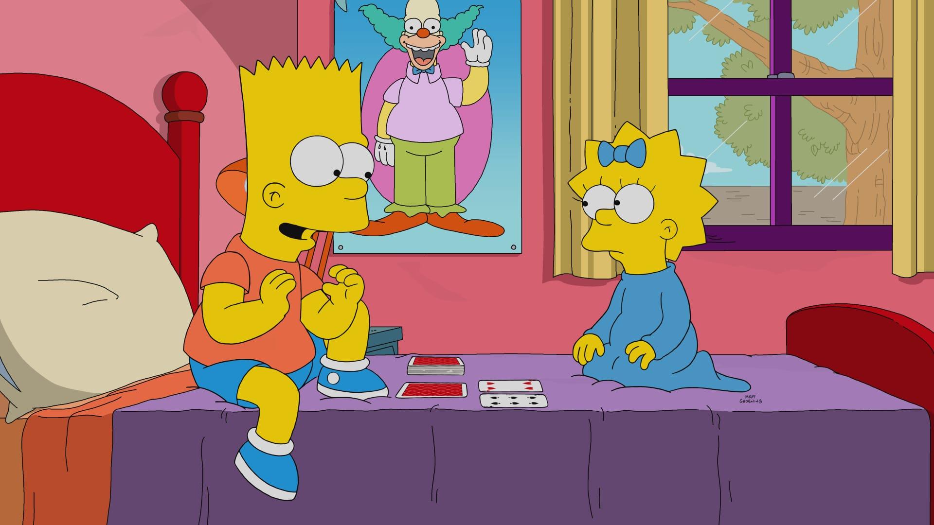 Les Simpson - Sans écran