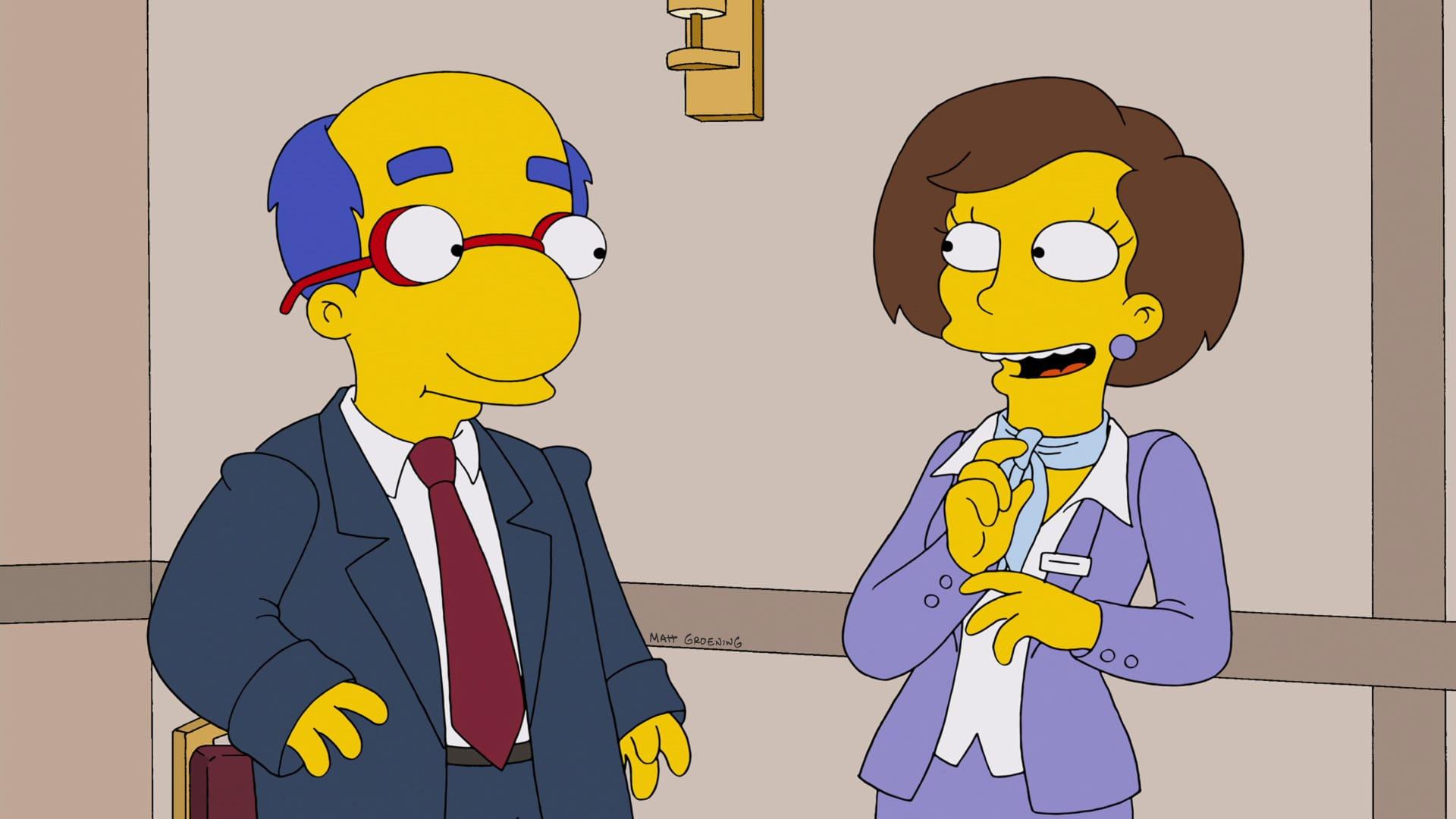 Les Simpson - Adulte une fois