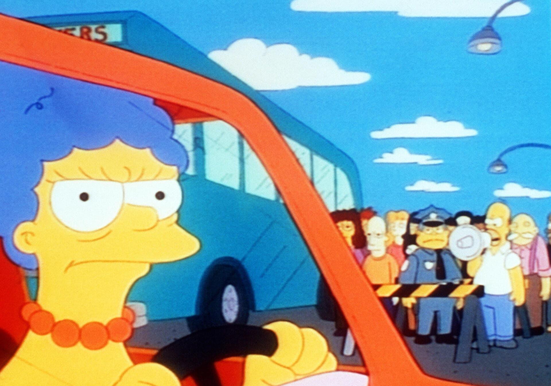 Les Simpson - Homer au foyer