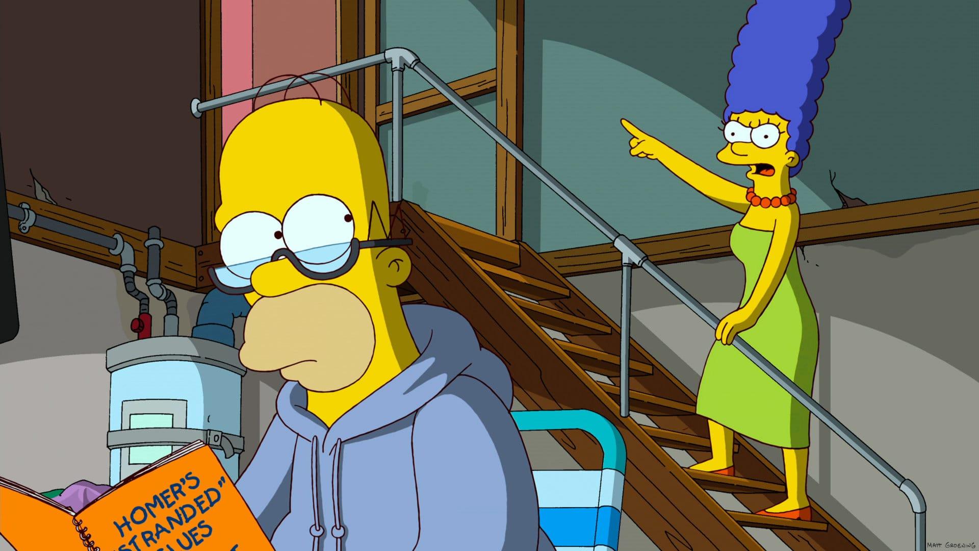 Les Simpson - Un enfant ça trompe énormément
