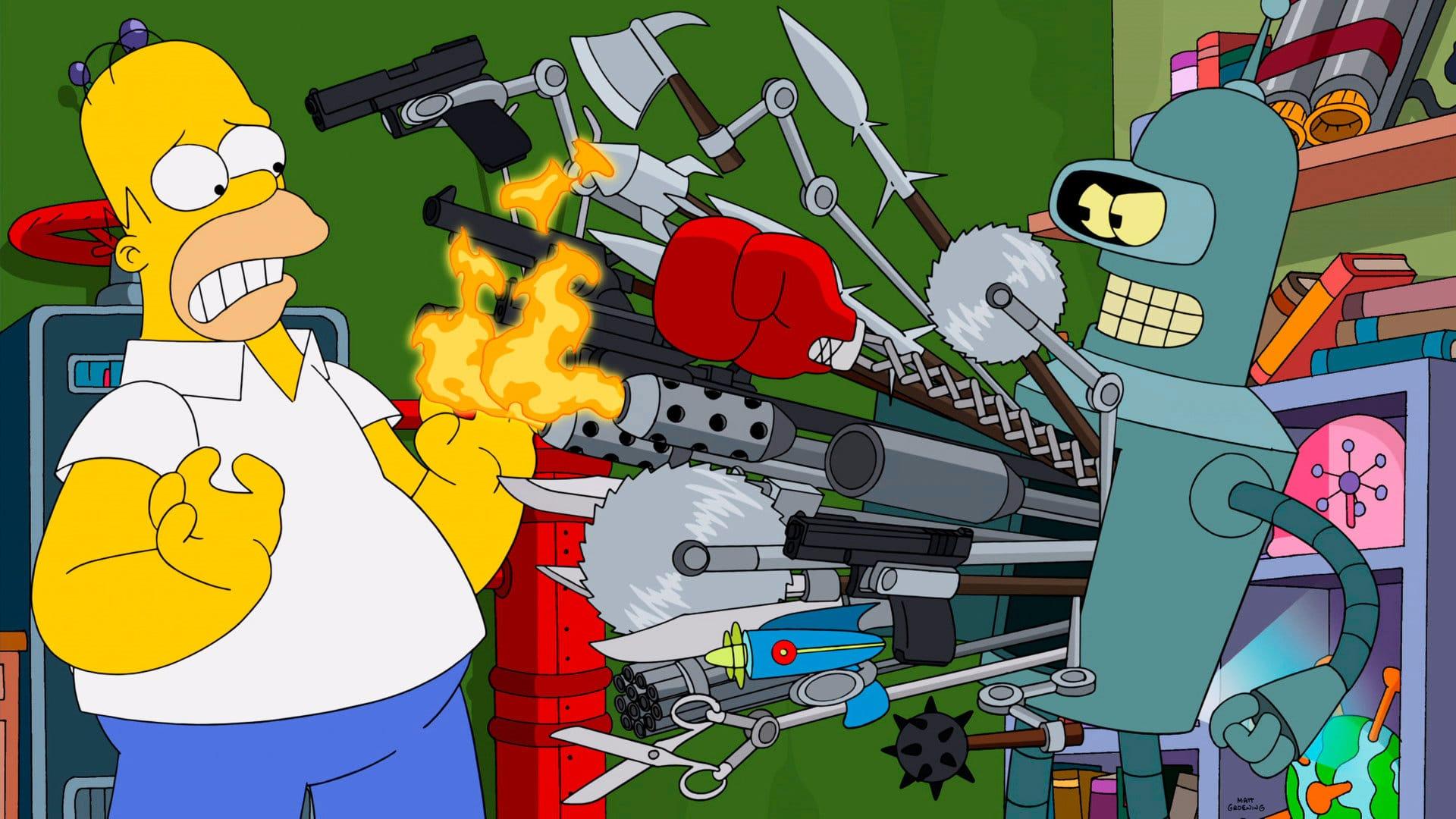 Les Simpson - Simpsorama