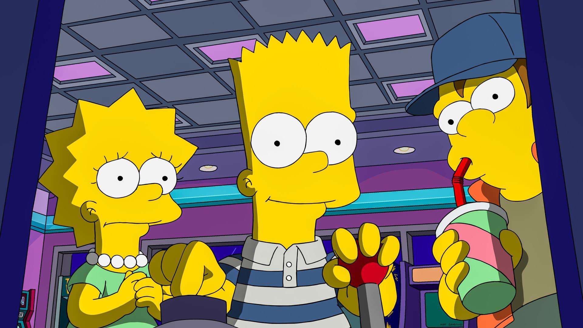 Les Simpson - Simpson Horror Show XXX