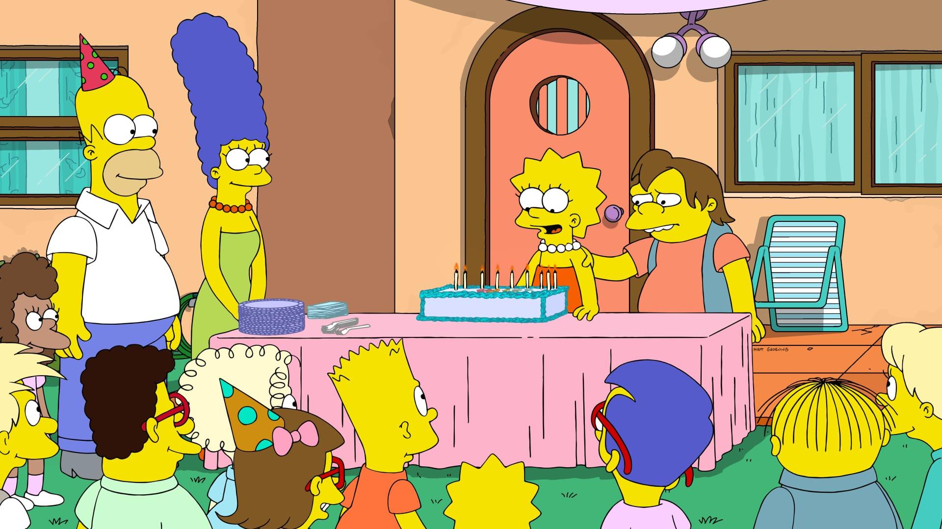 Les Simpson - Simpson Horror Show XXXI
