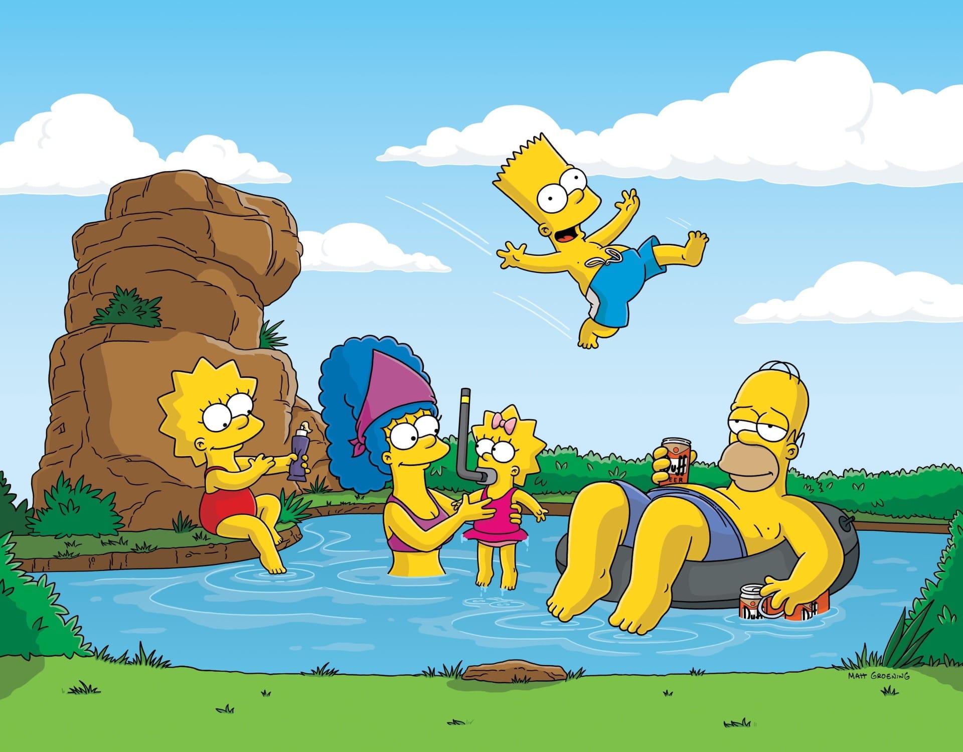 Les Simpson - Frères et sœurs ennemis