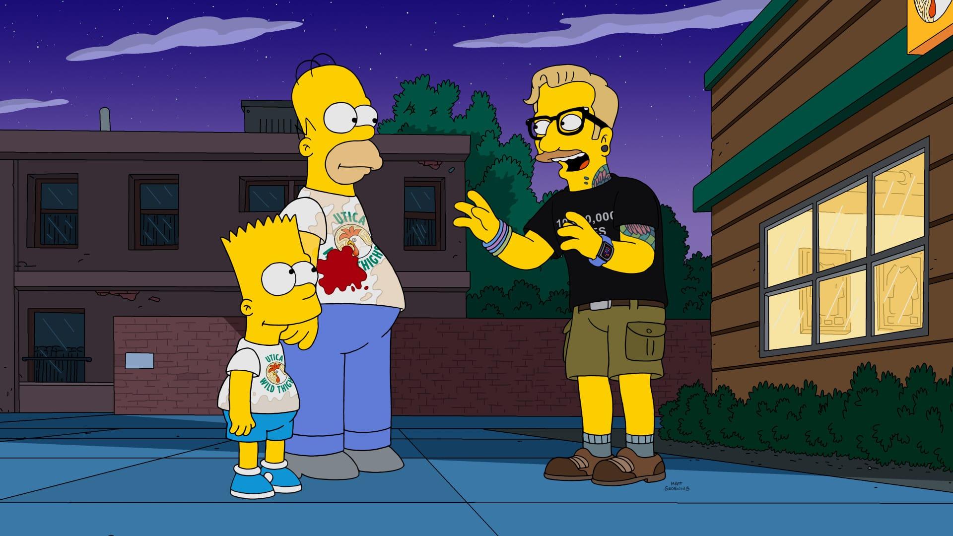 Les Simpson - L'hiver de nos contenus monétisés