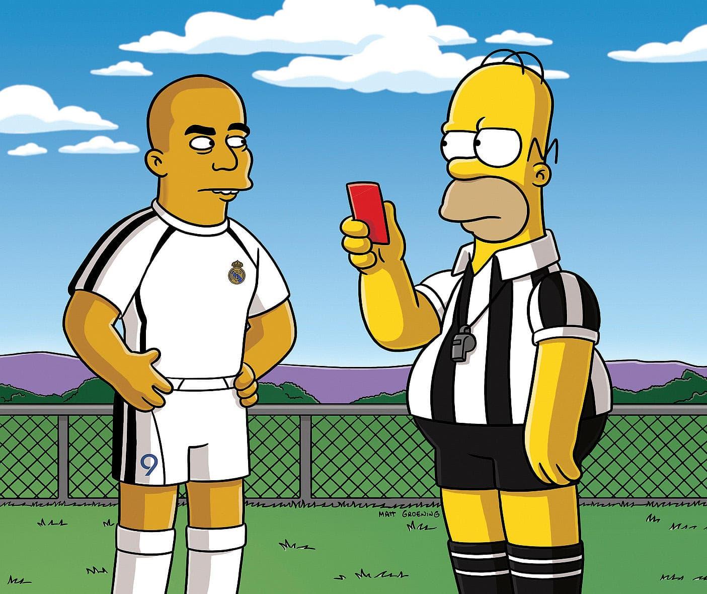 Les Simpson - Homerazzi