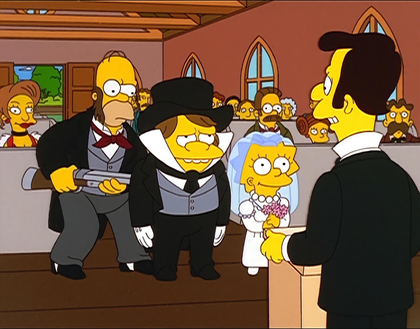 Les Simpson - Histoires de clochard