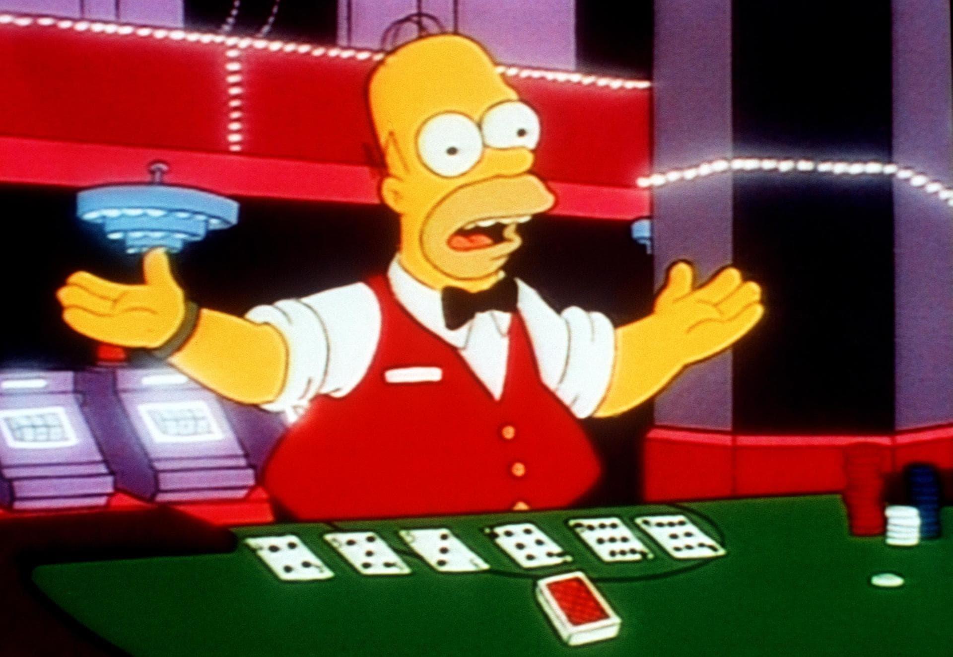 Les Simpson - Bart devient célèbre