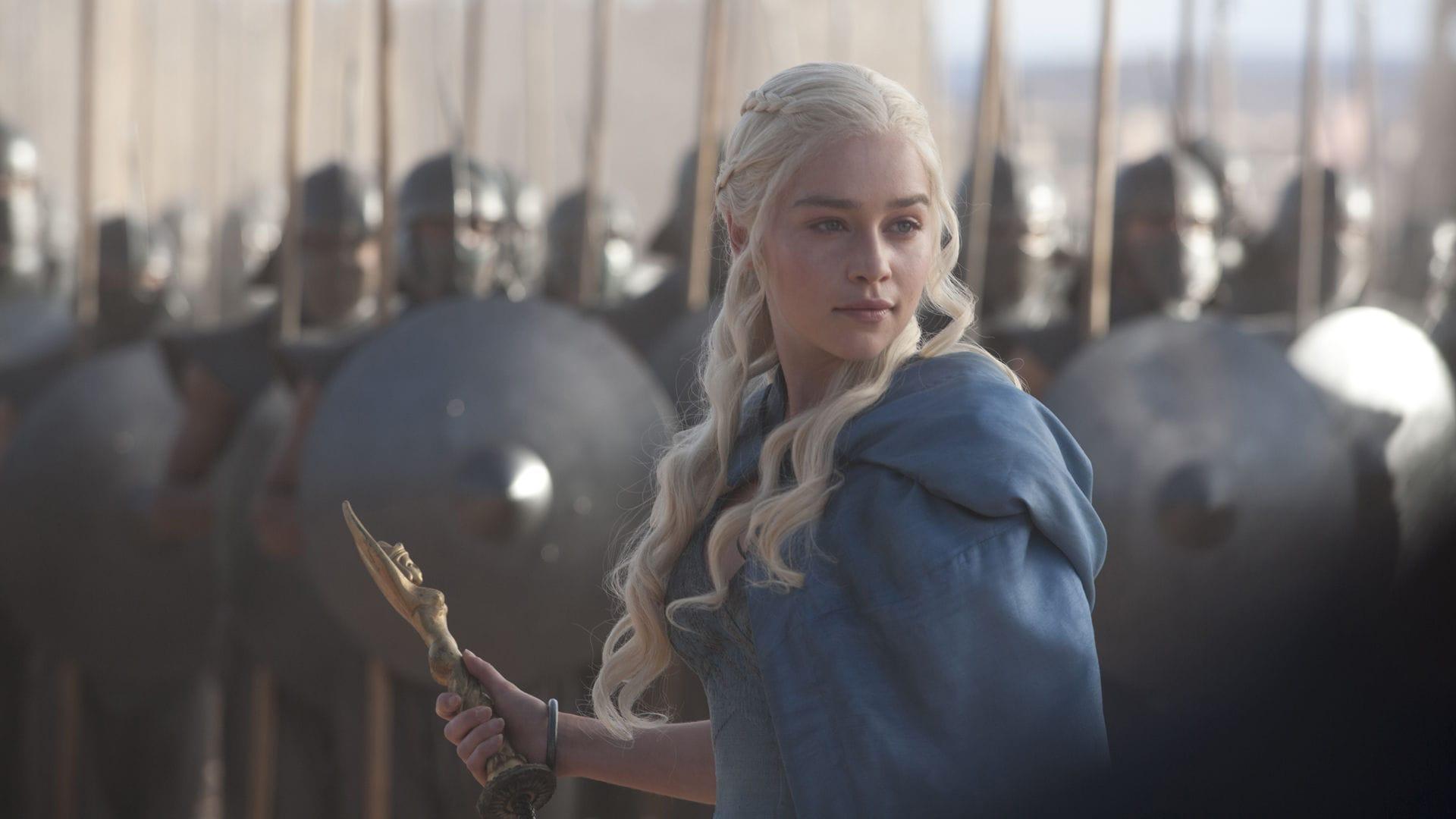 Game of Thrones - Voici que son tour de garde est fini