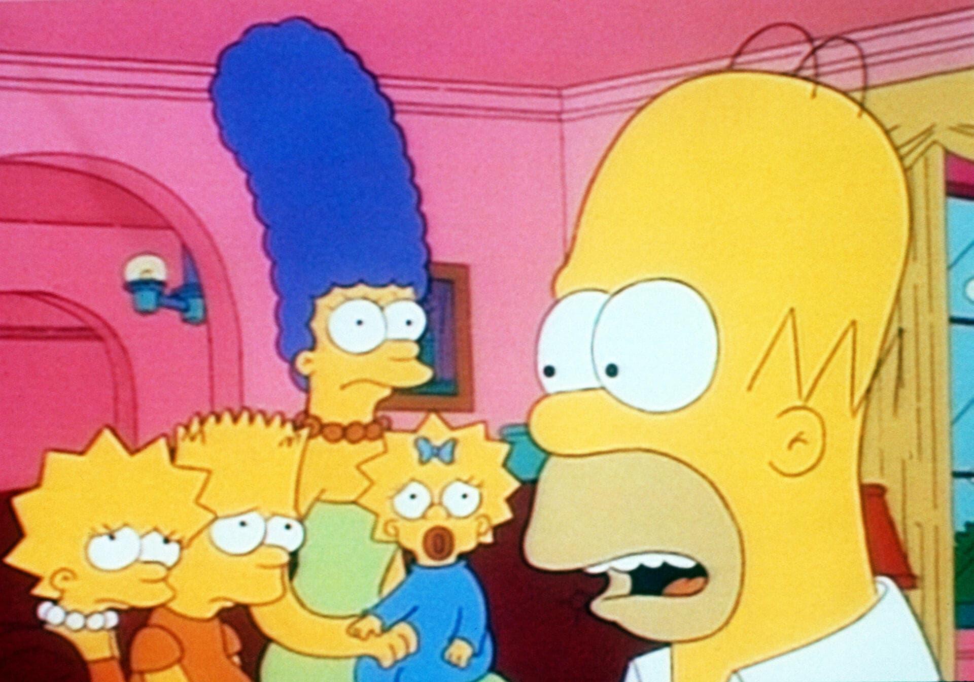Les Simpson - La double vie de Lisa