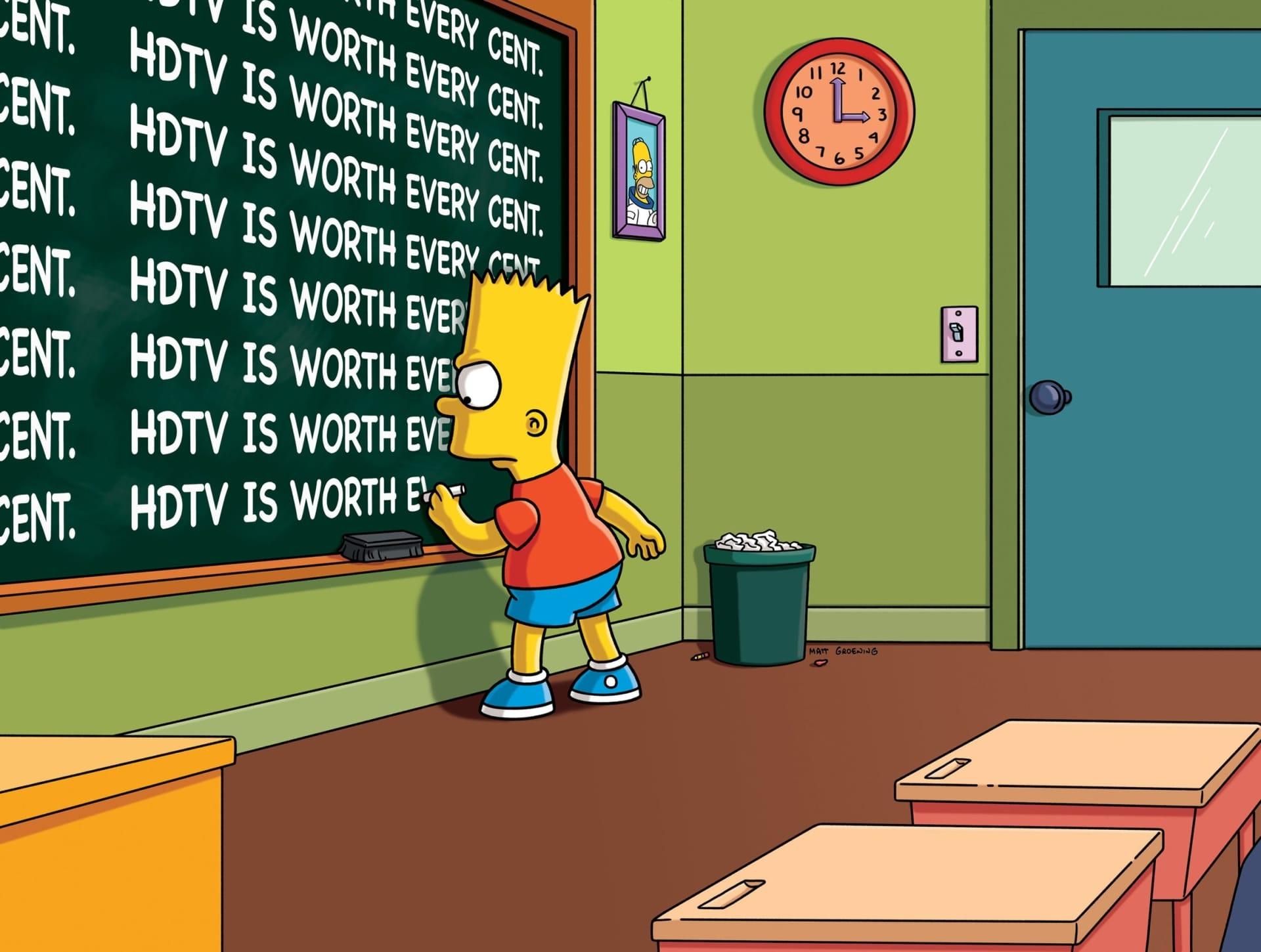 Les Simpson - Prenez ma vie, je vous en prie