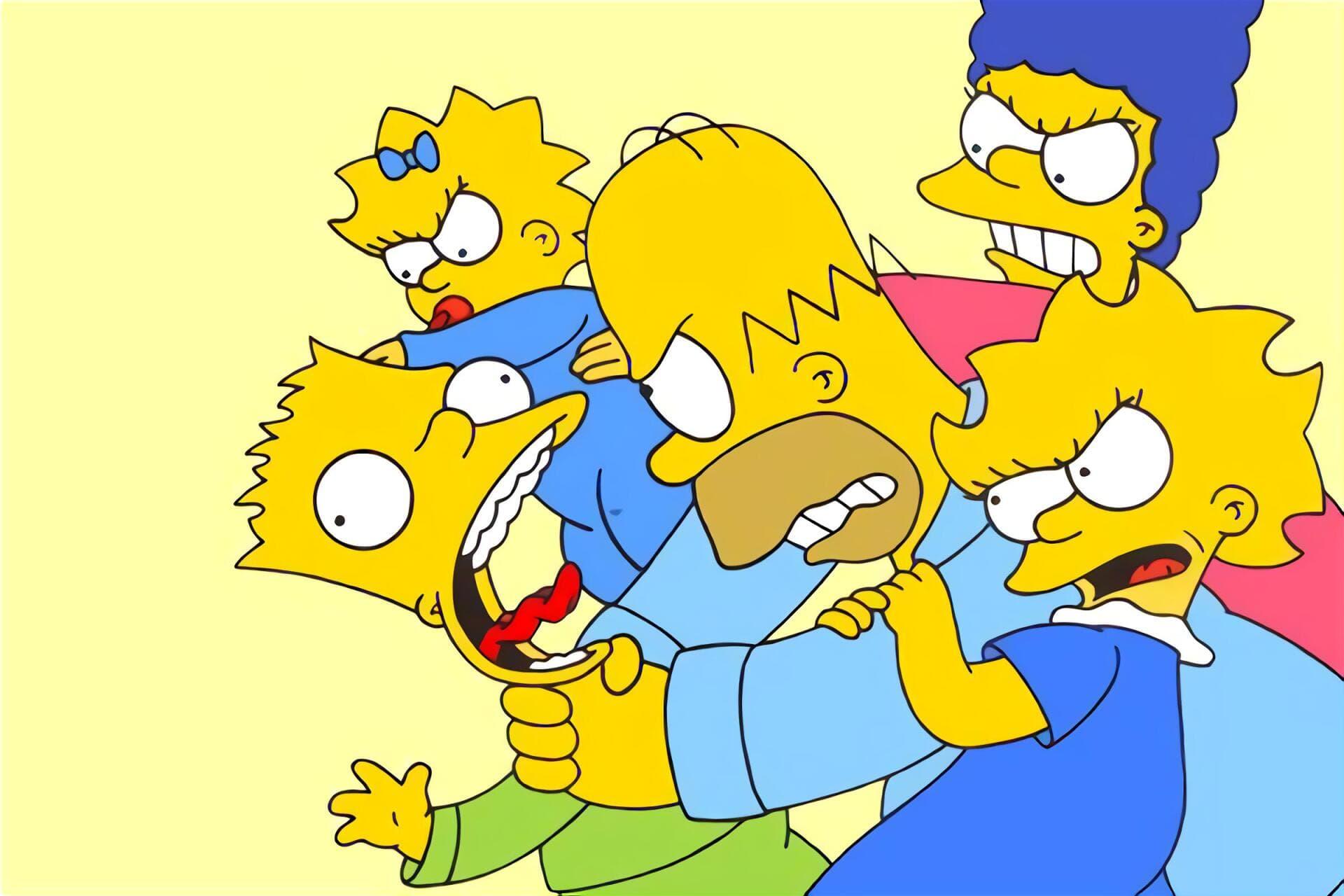 Les Simpson - L'odyssée d'Homer