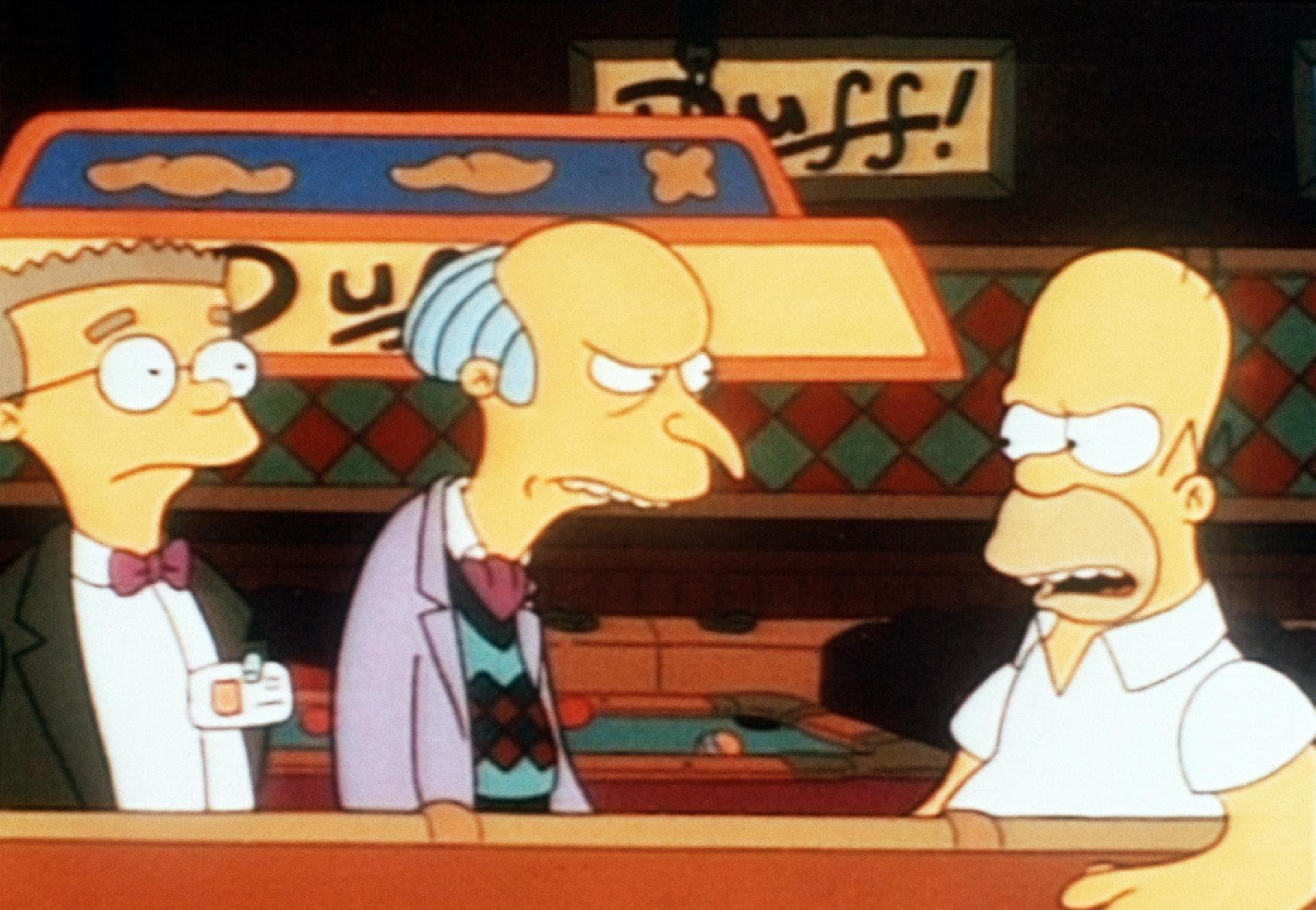 Les Simpson - Le poney de Lisa