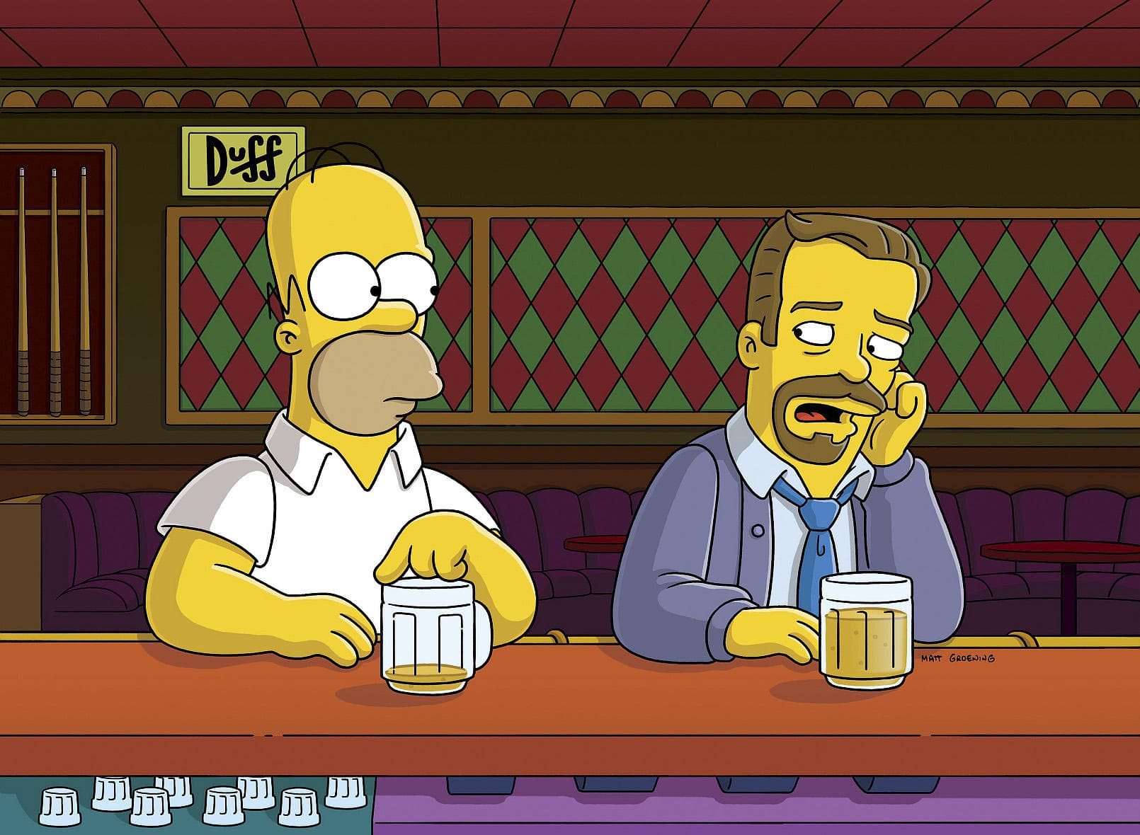 Les Simpson - Notre Homer qui êtes un dieu