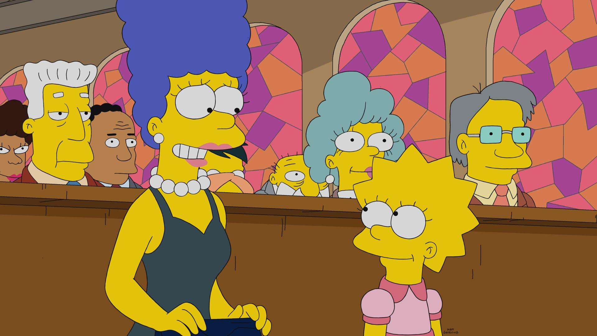 Les Simpson - Prêtres en guerre