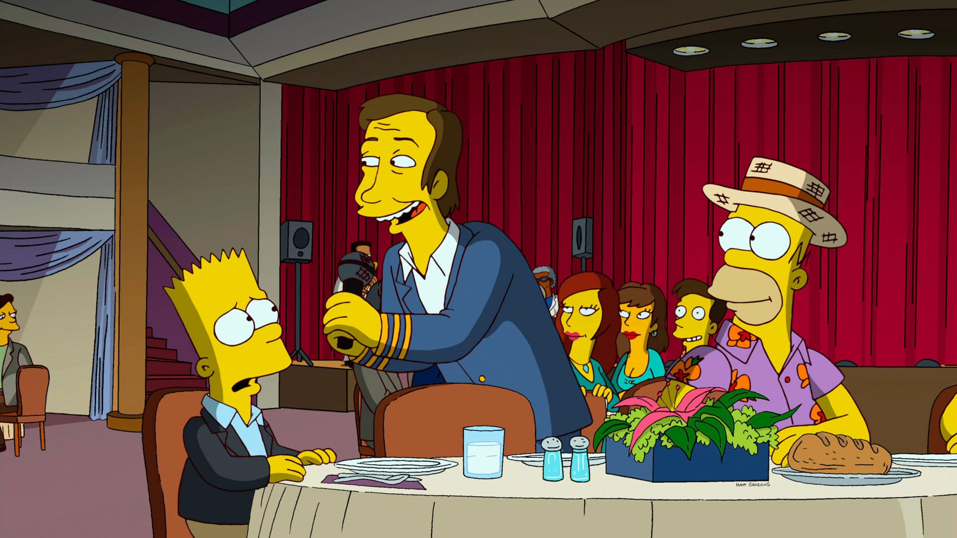 Les Simpson - Un truc super à ne jamais refaire