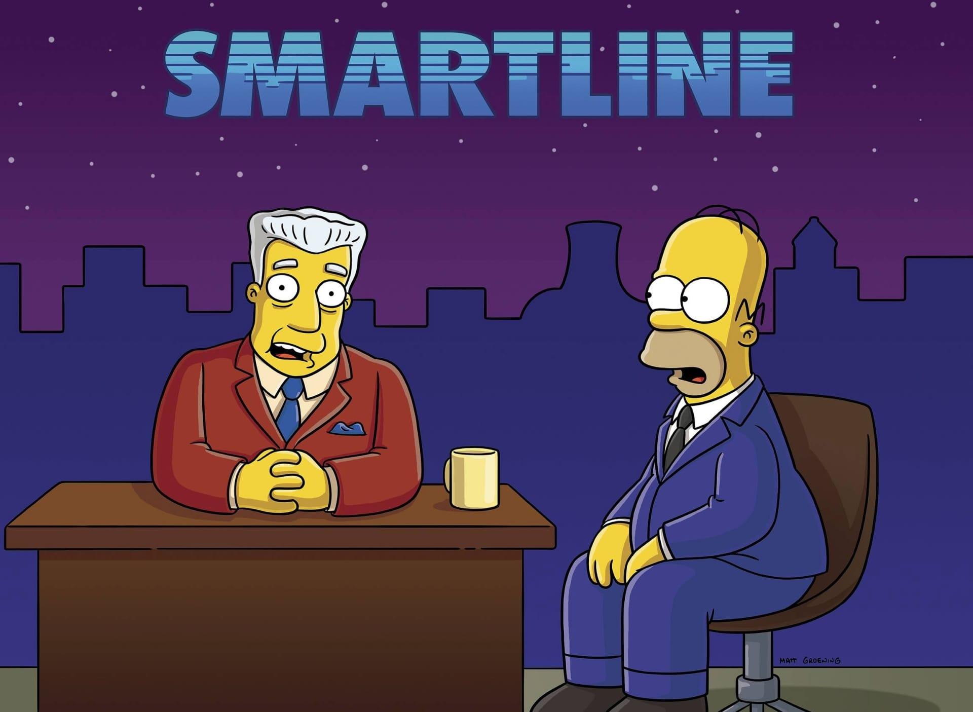 Les Simpson - Info sans gros mot