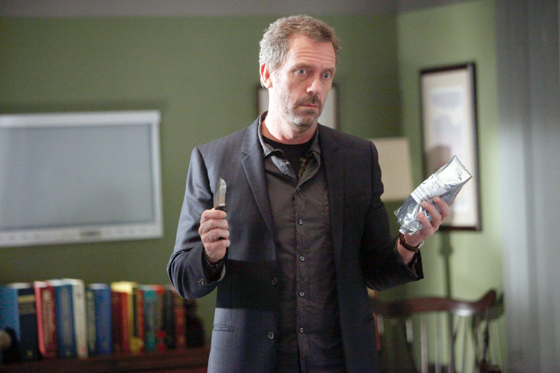 Dr House - Double dose