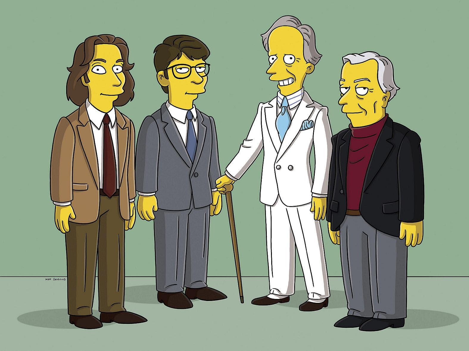 Les Simpson - Moe nia Lisa