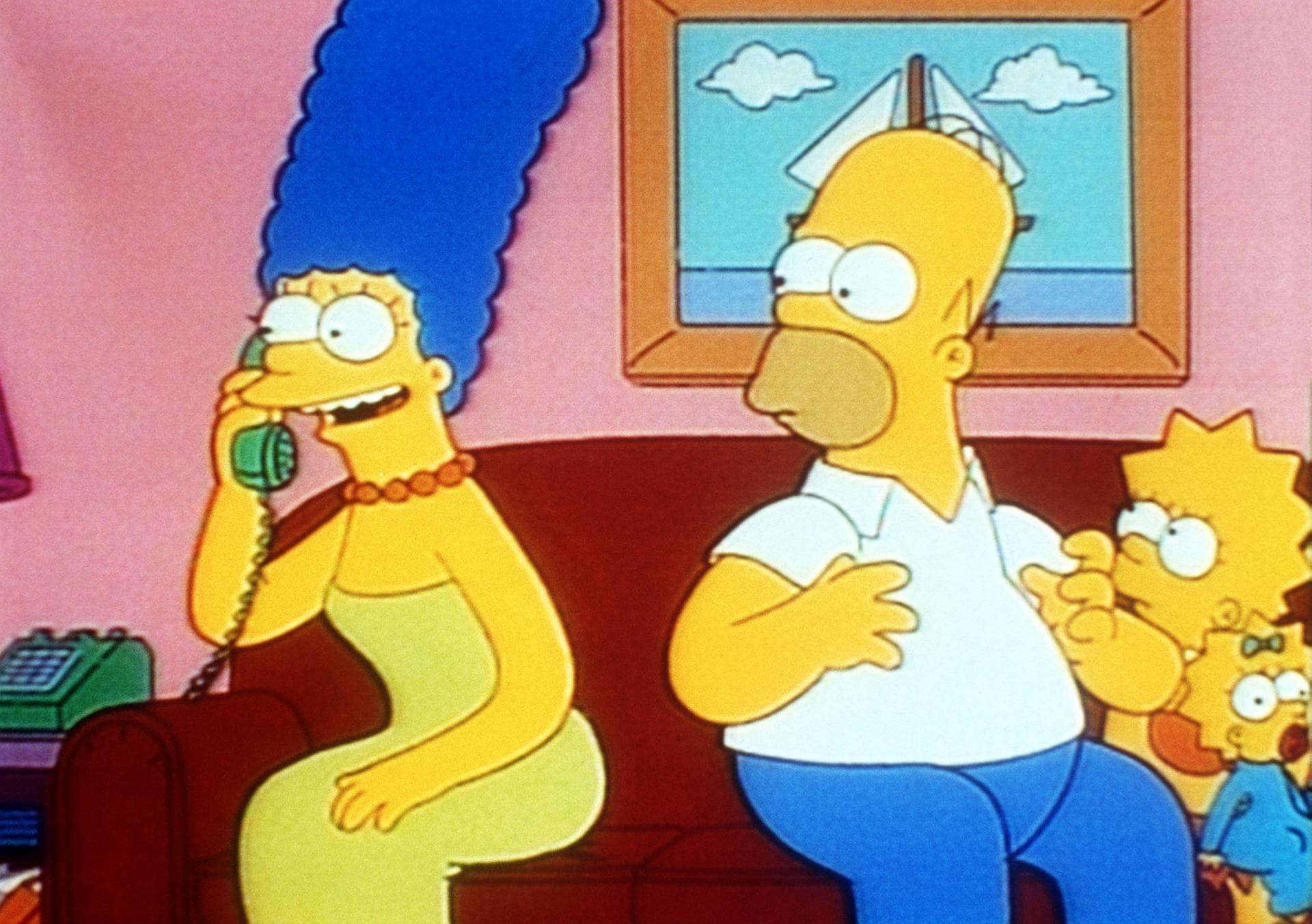 Les Simpson - Marge en cavale