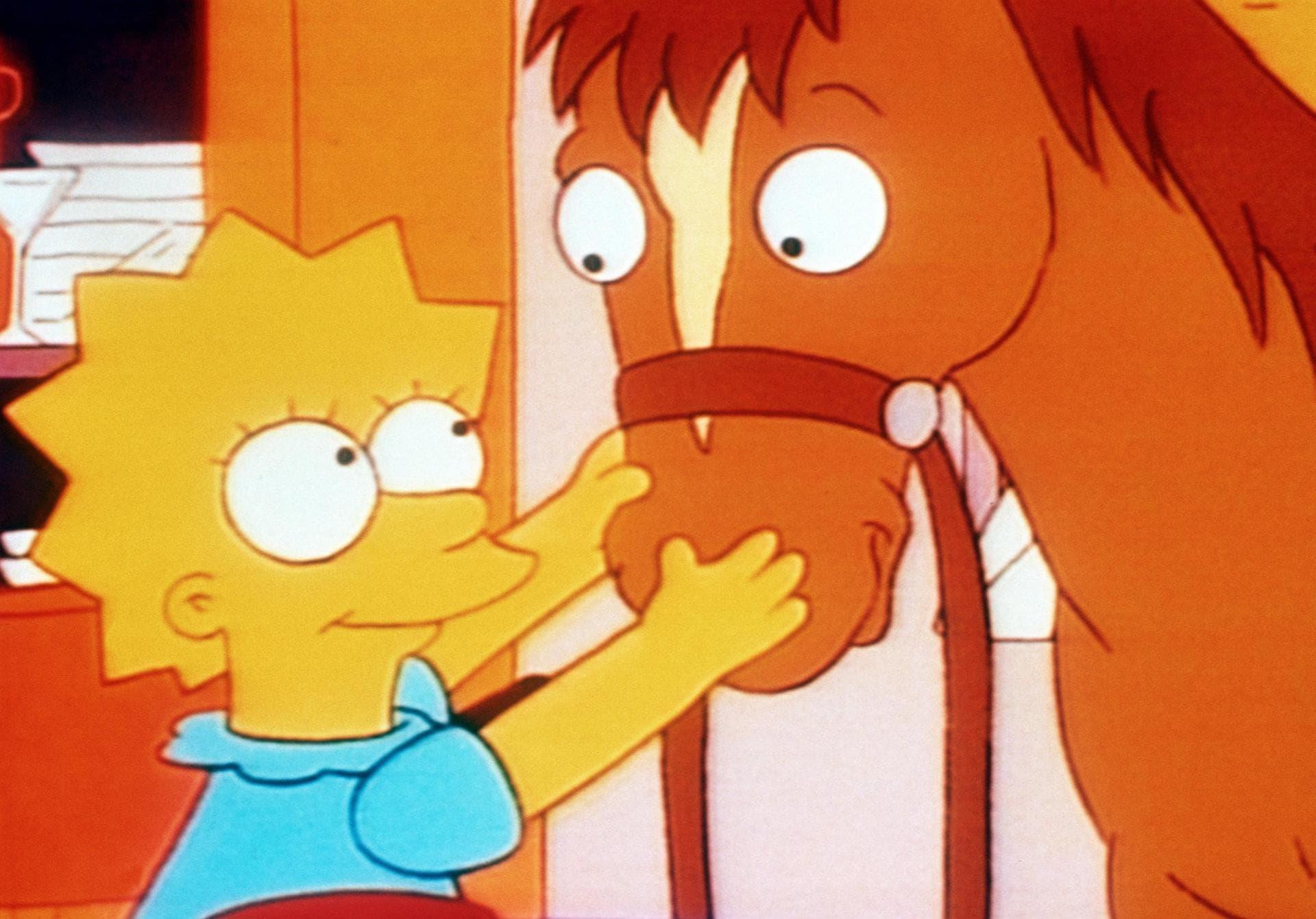 Les Simpson - Lisa va à Washington