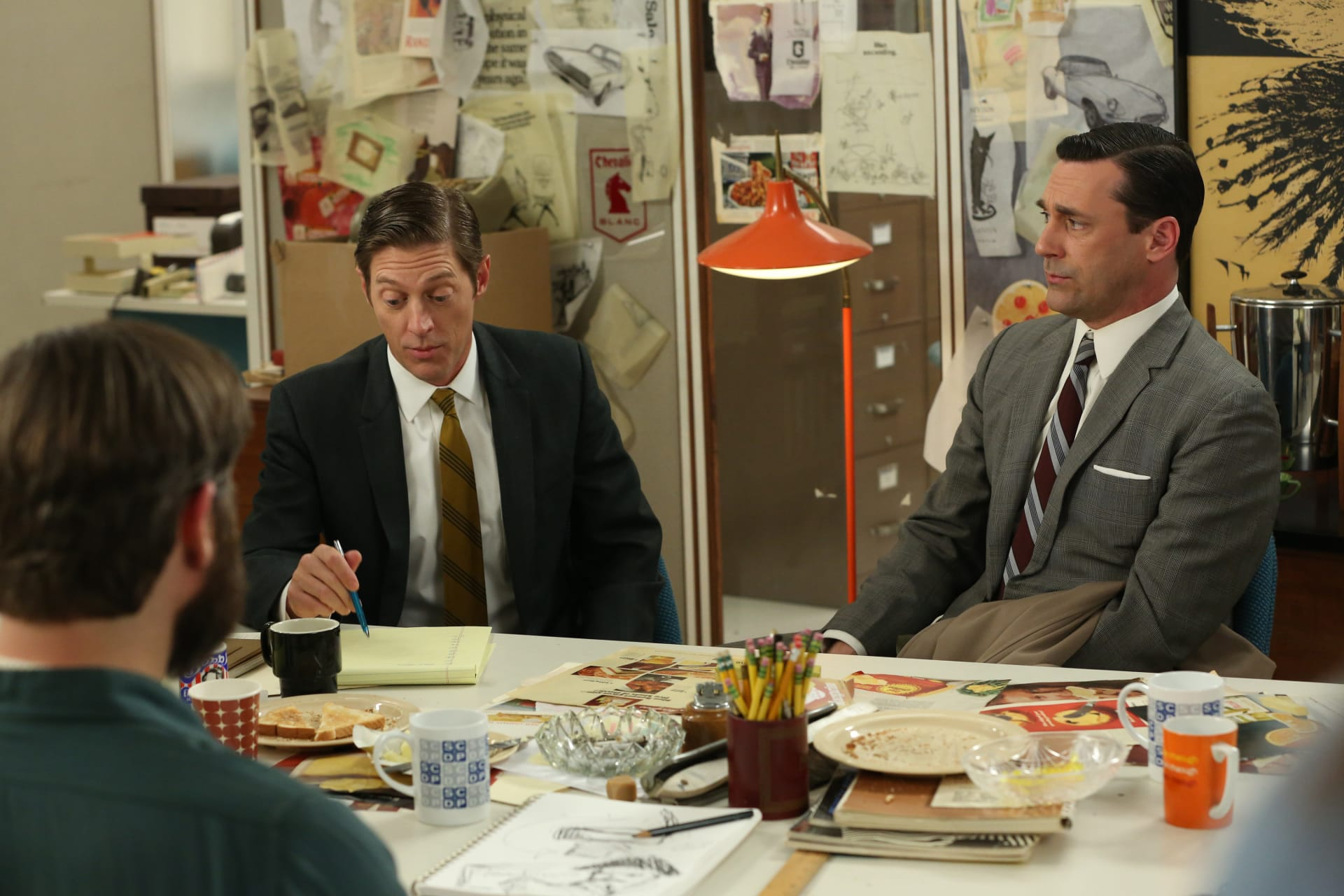 Mad Men - Man with a Plan