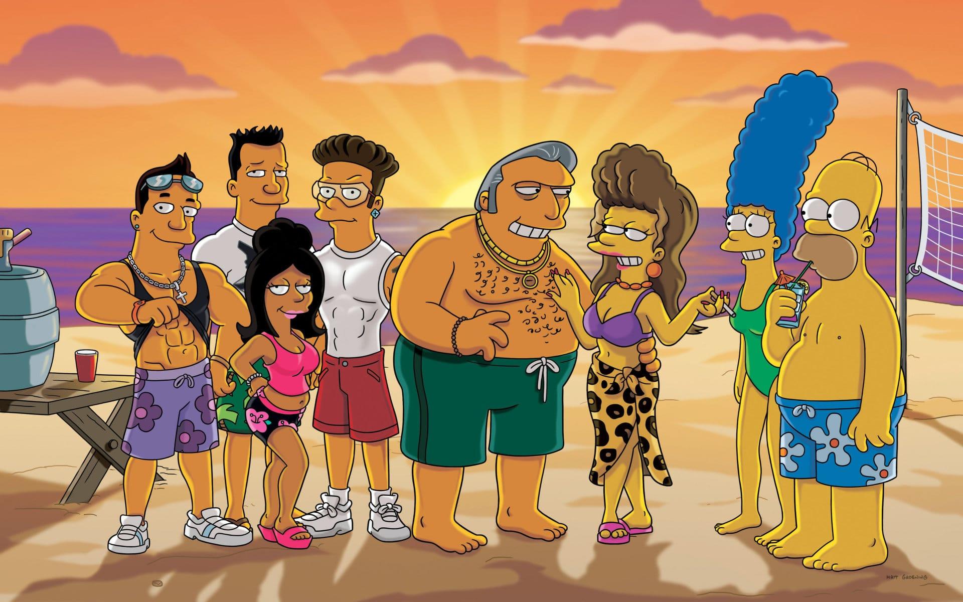 Les Simpson - Mémoire effacée