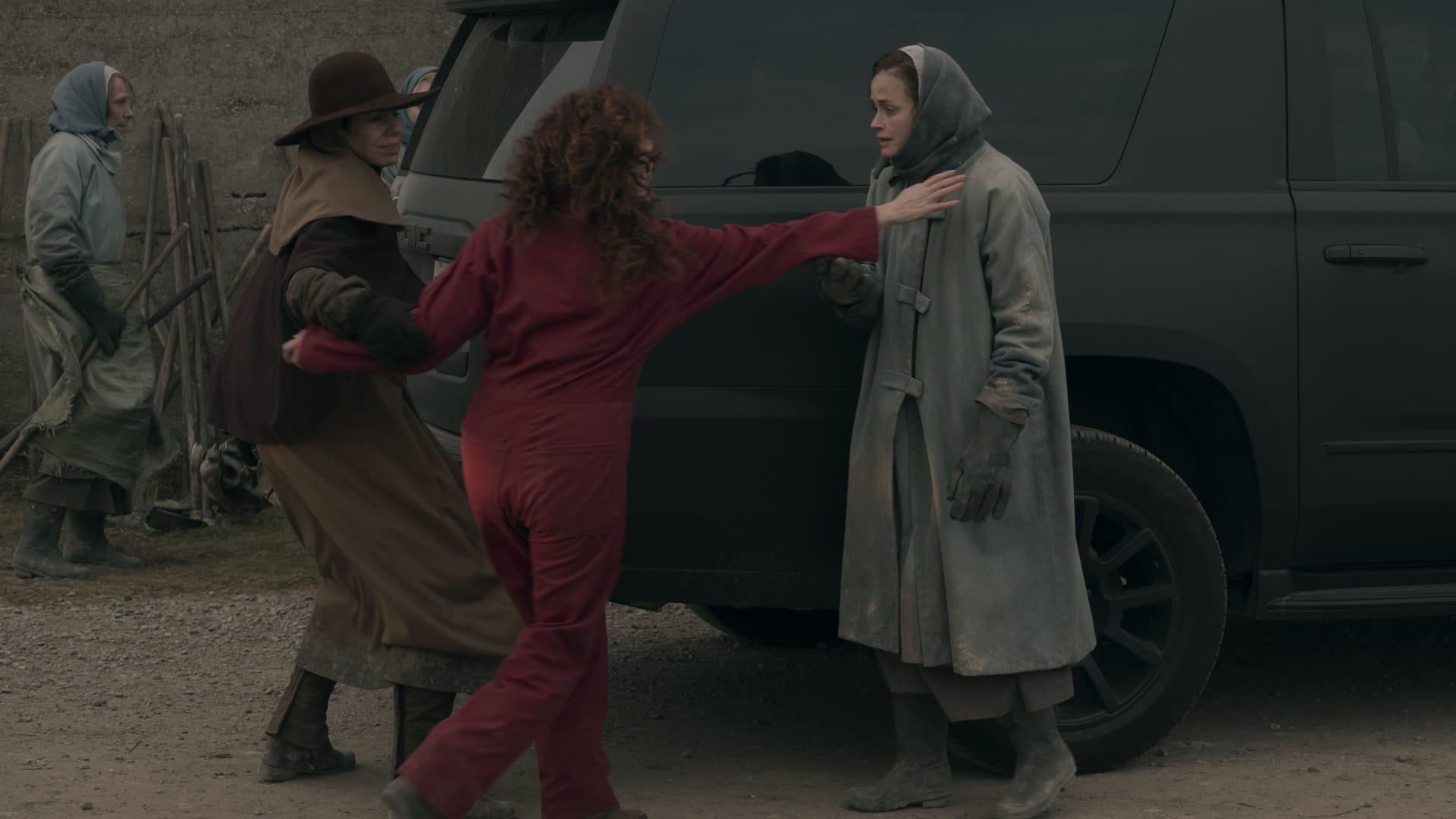 The Handmaid's Tale : La servante écarlate - Antifemmes